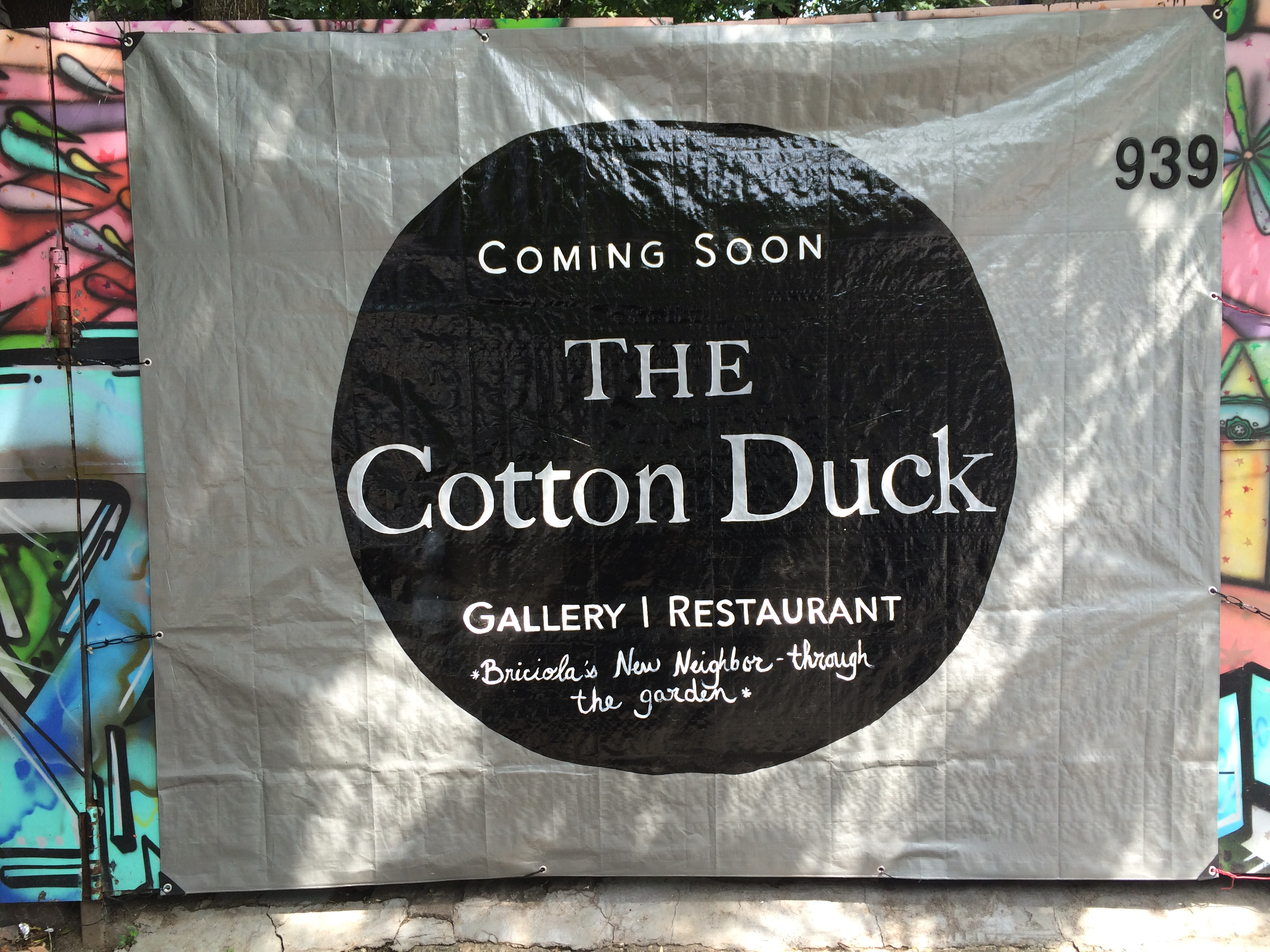 The Cotton Duck