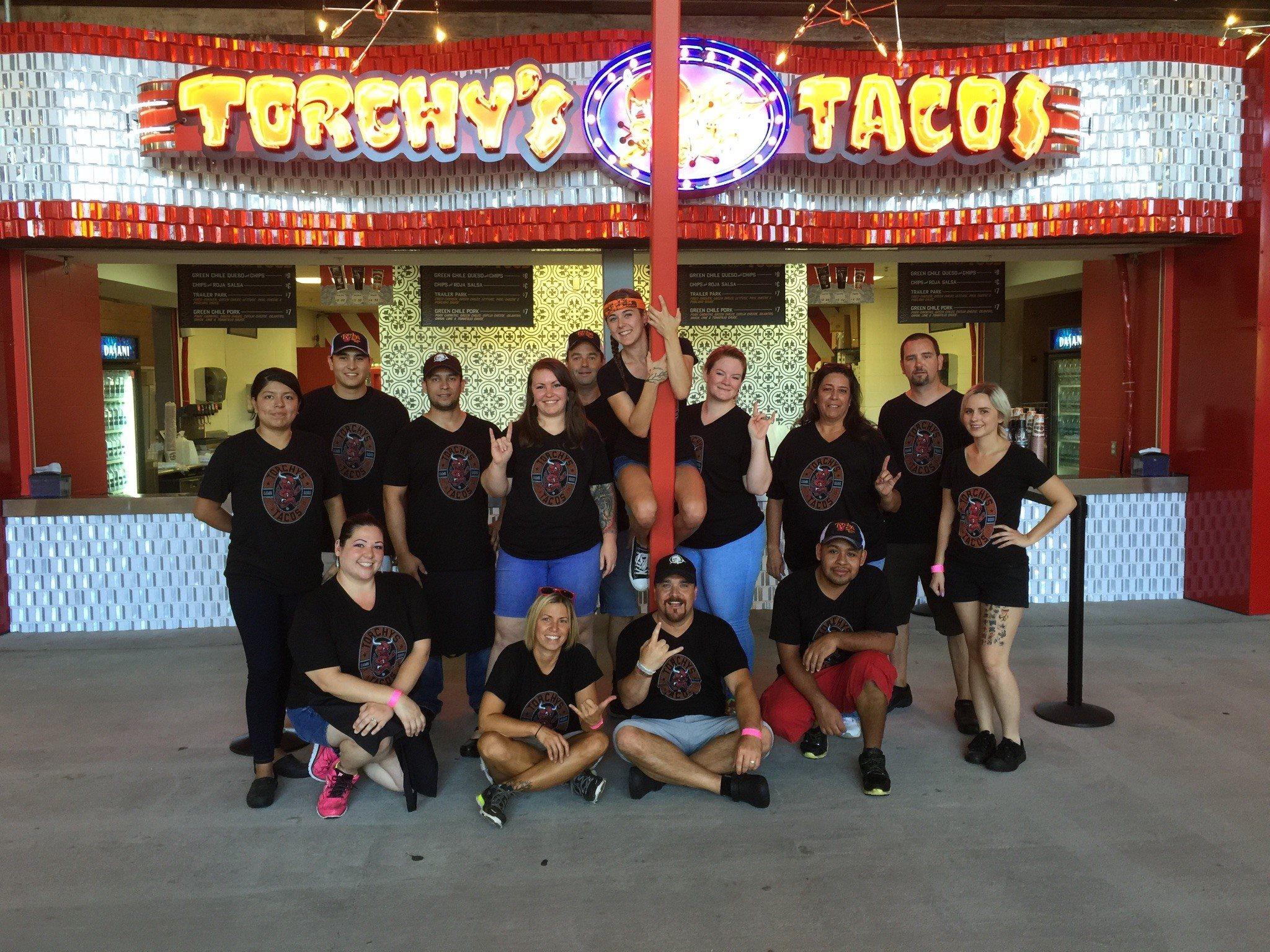 Torchy's Tacos at Darrell K. Royal-Texas Memorial Stadium
