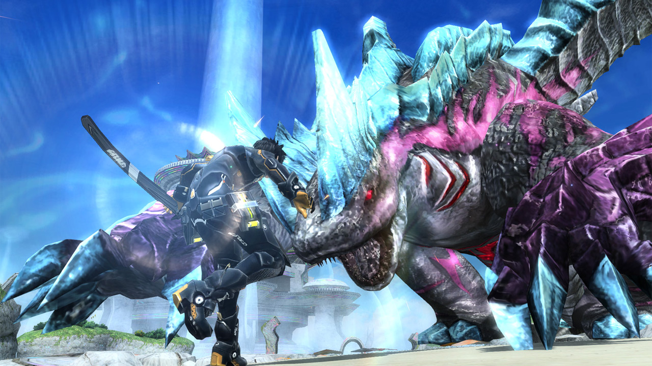 Phantasy Star Online 2 coming to PlayStation 4 in 2016 (update)