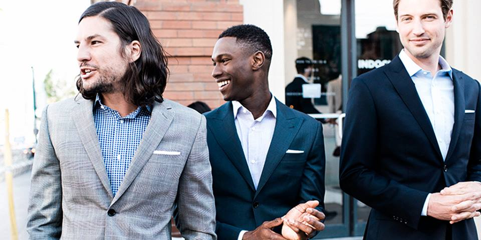 Indochino's First LA Showroom Suits Up Gents Starting This Thursday