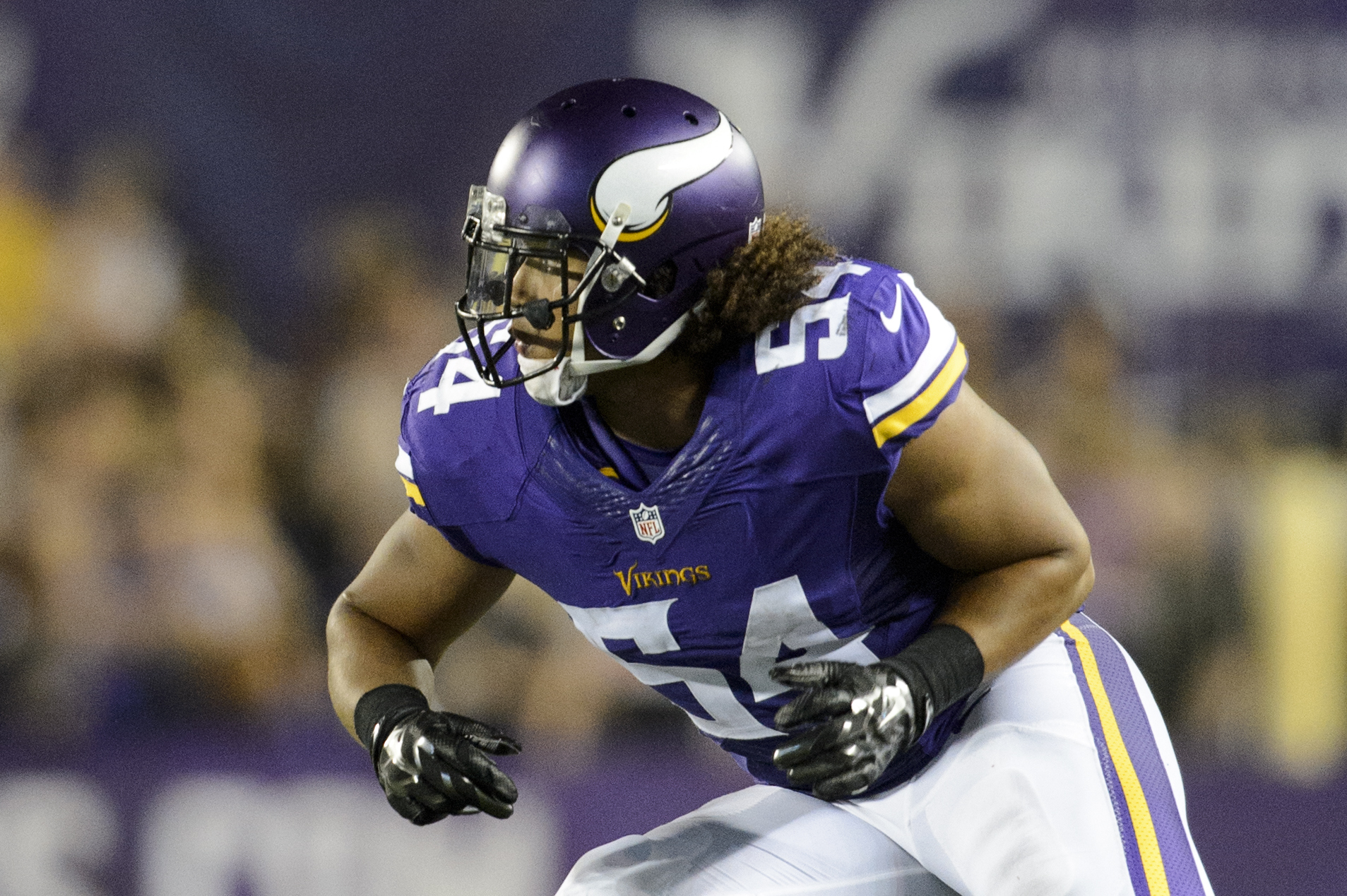 Eric Kendricks had himself a day against Tampa Bay.