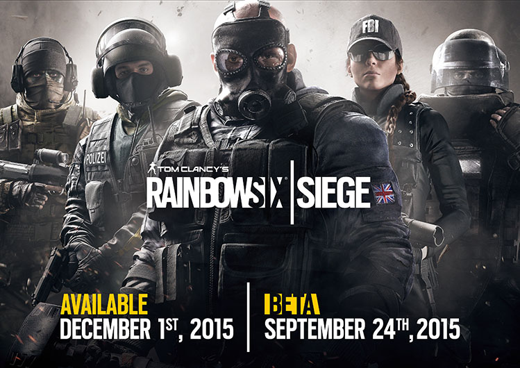 Rainbow Six Siege delayed to December as team improves co-op experience and balance