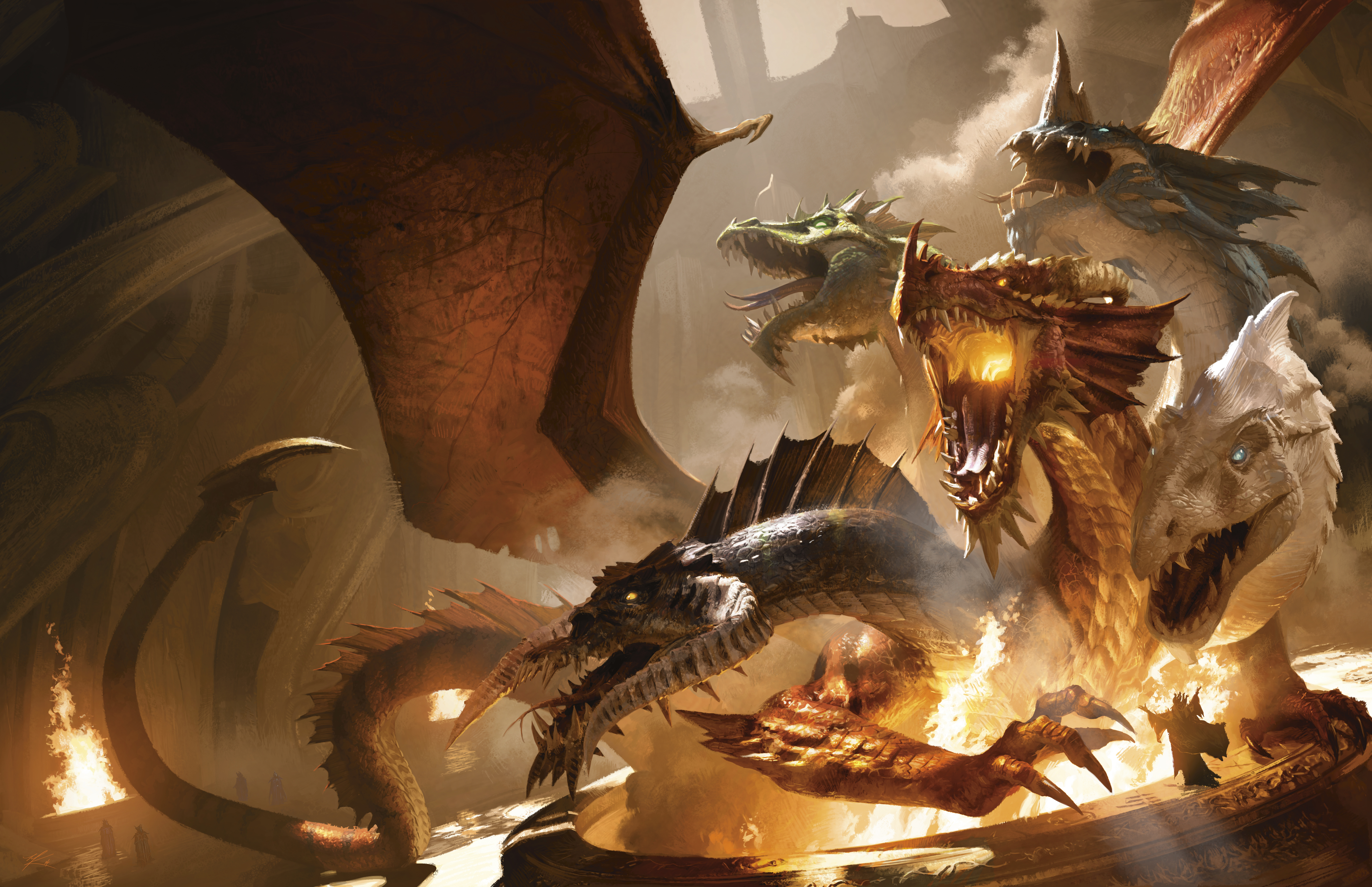 Dungeons & Dragons is booming online, but not in the way you think
