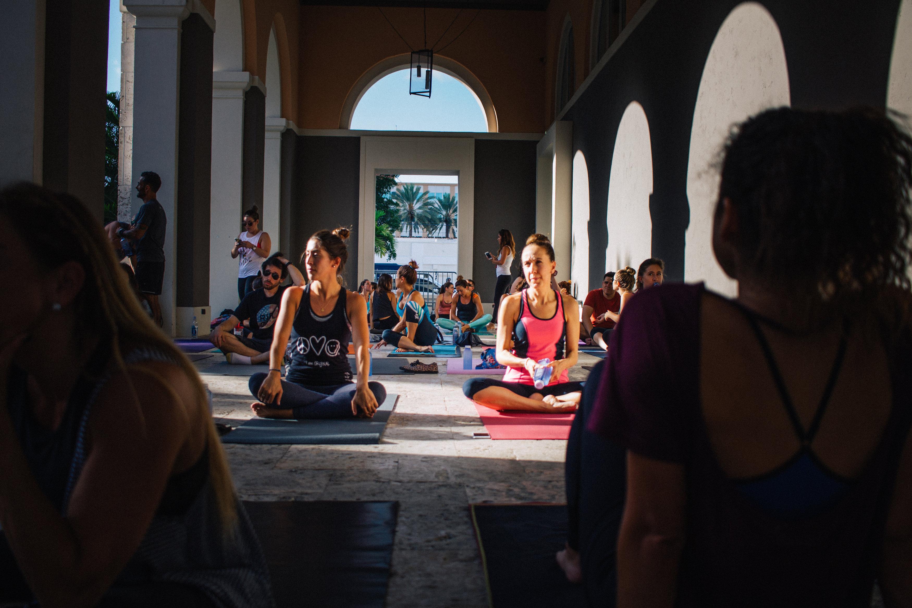 Yoga Del Barrio in Coral Gables