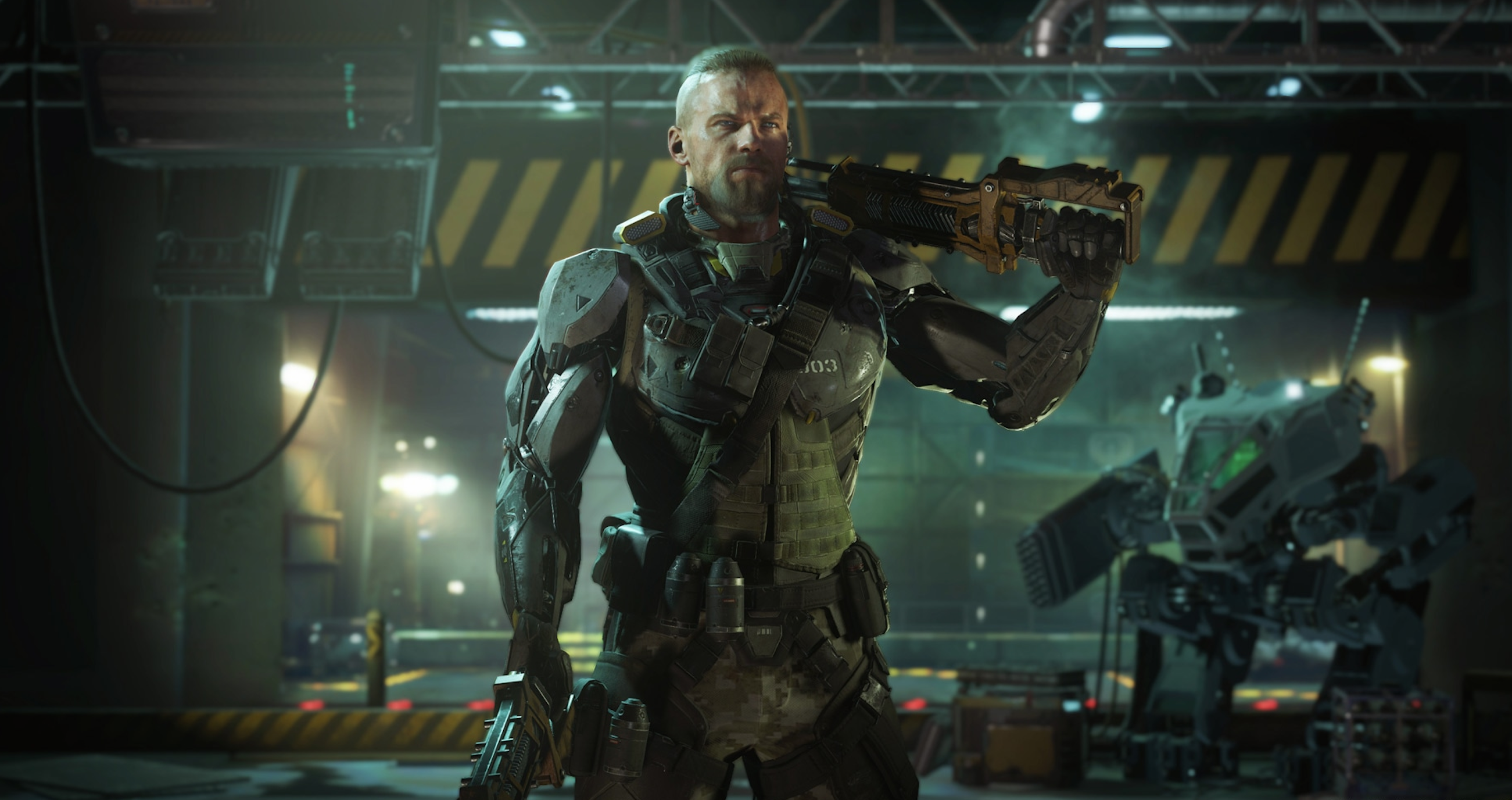 Black Ops 3 PS4 beta is live right now, a bit early