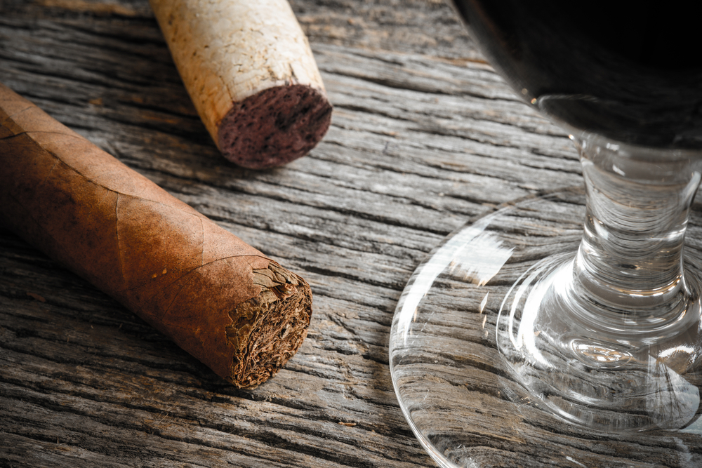 Ask a Somm: What Kind of Wine Should I Drink While Smoking a Cigar?