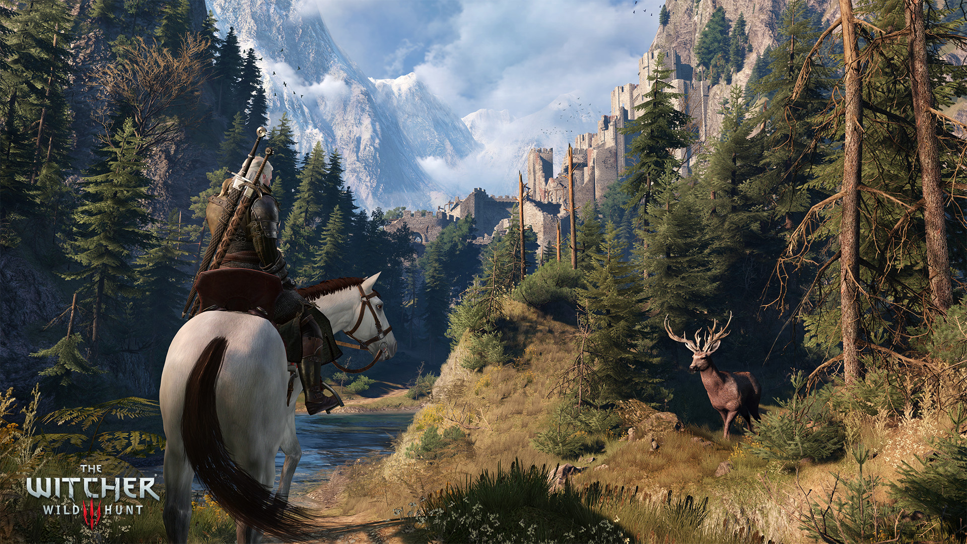 All of The Witcher 3's free DLC is now available, including New Game+ mode