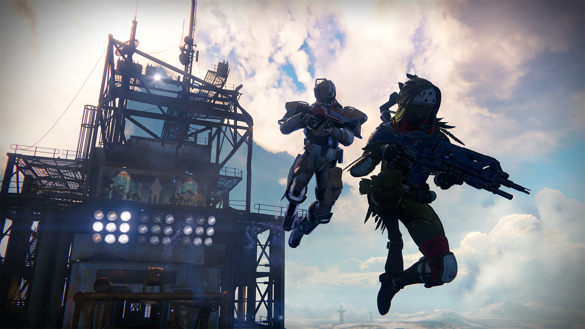 Here's how Destiny: The Taken King's overhauled leveling and quests work