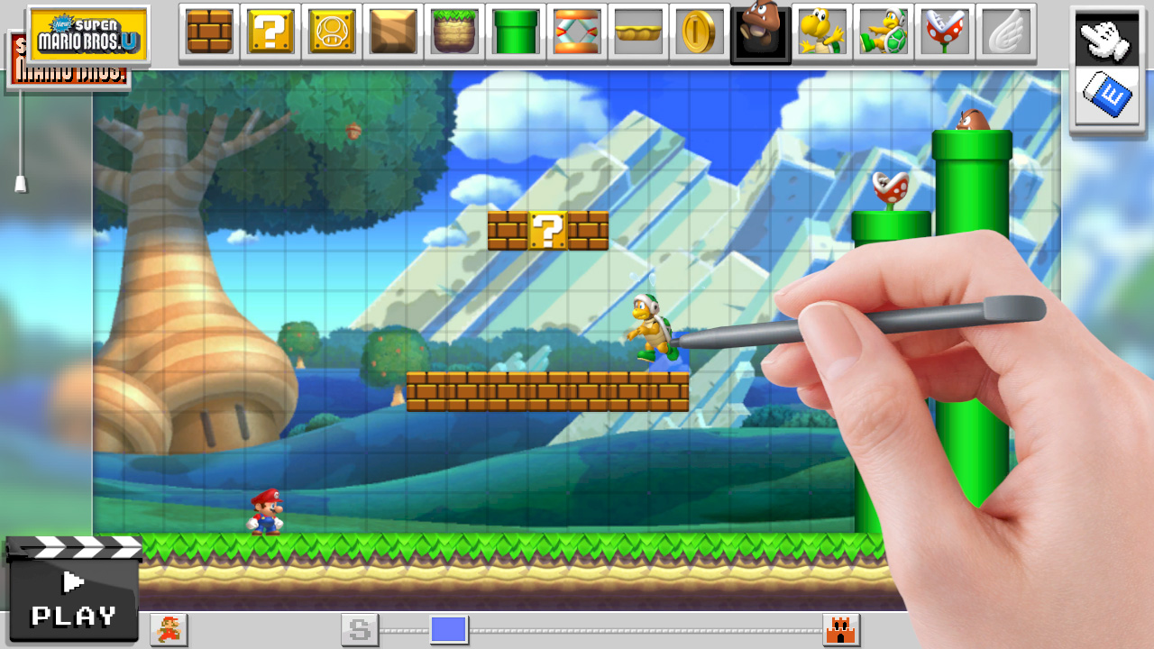 How to be a selfish bastard, and other lessons learned from a night of Super Mario Maker