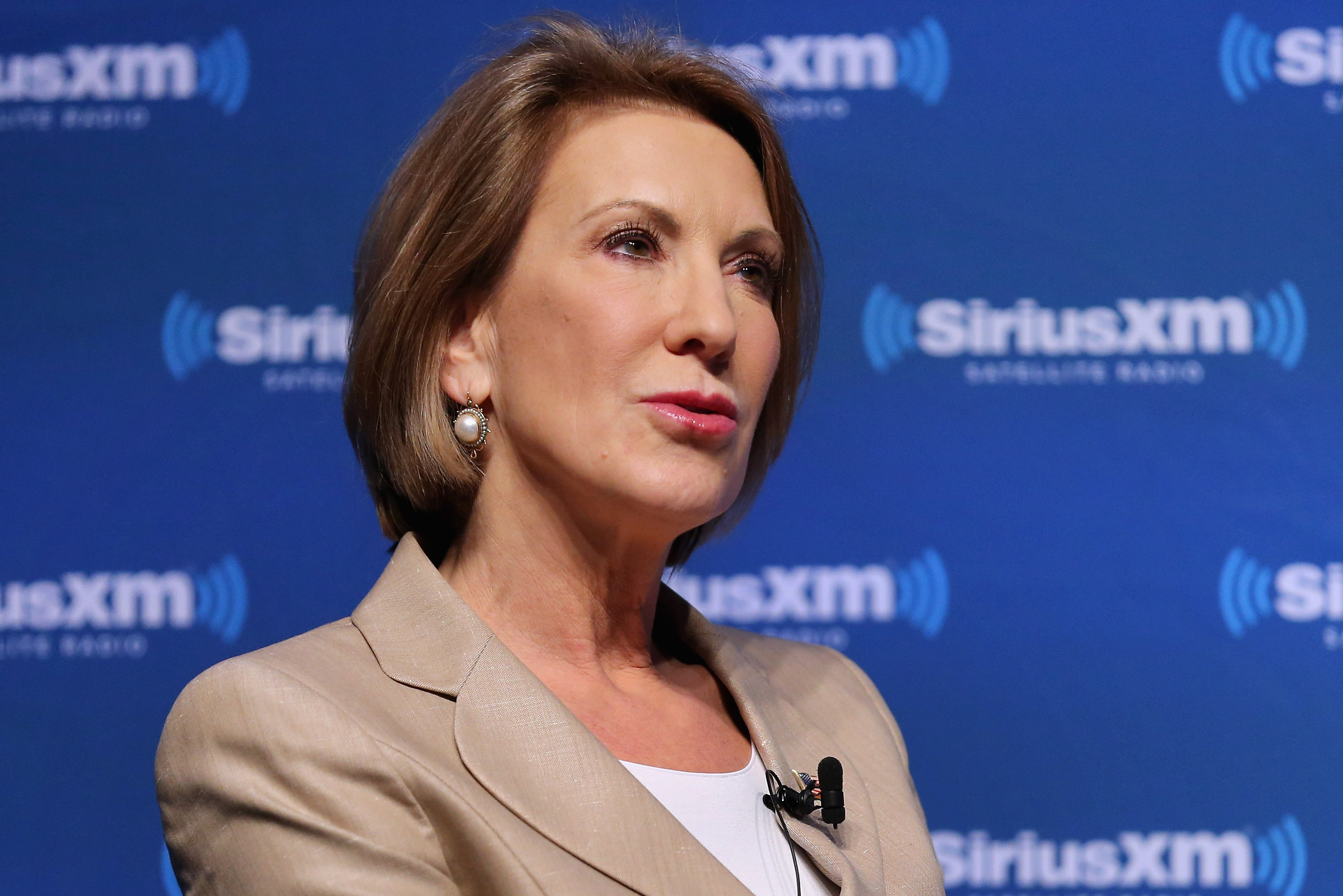 Carly Fiorina did a 4-minute riff on climate change. Everything she said was wrong.