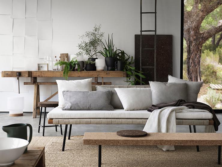 Ikea's New Designer Line Includes a Lot of Cork