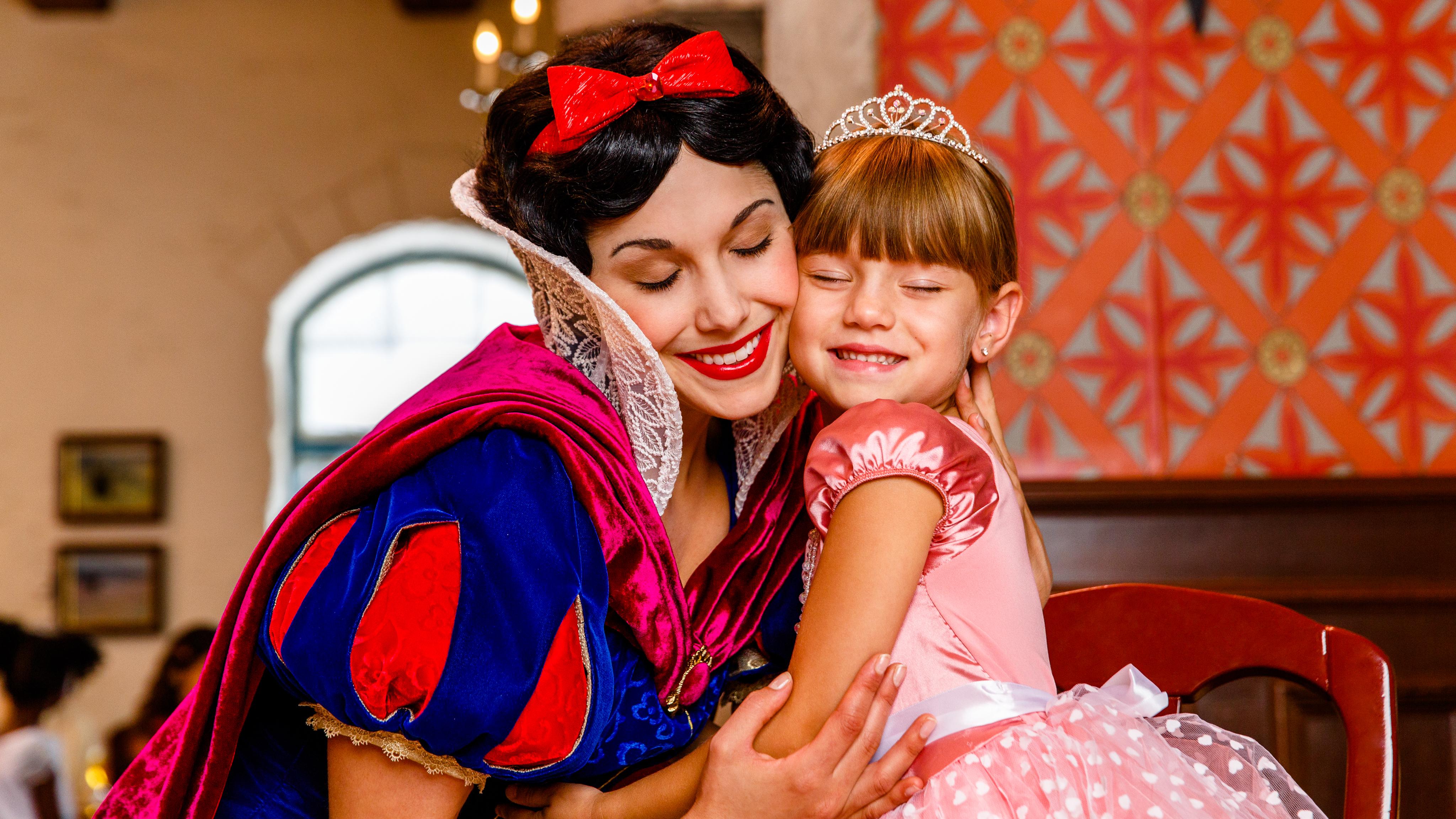 Princess Storybook Dining at Disney World