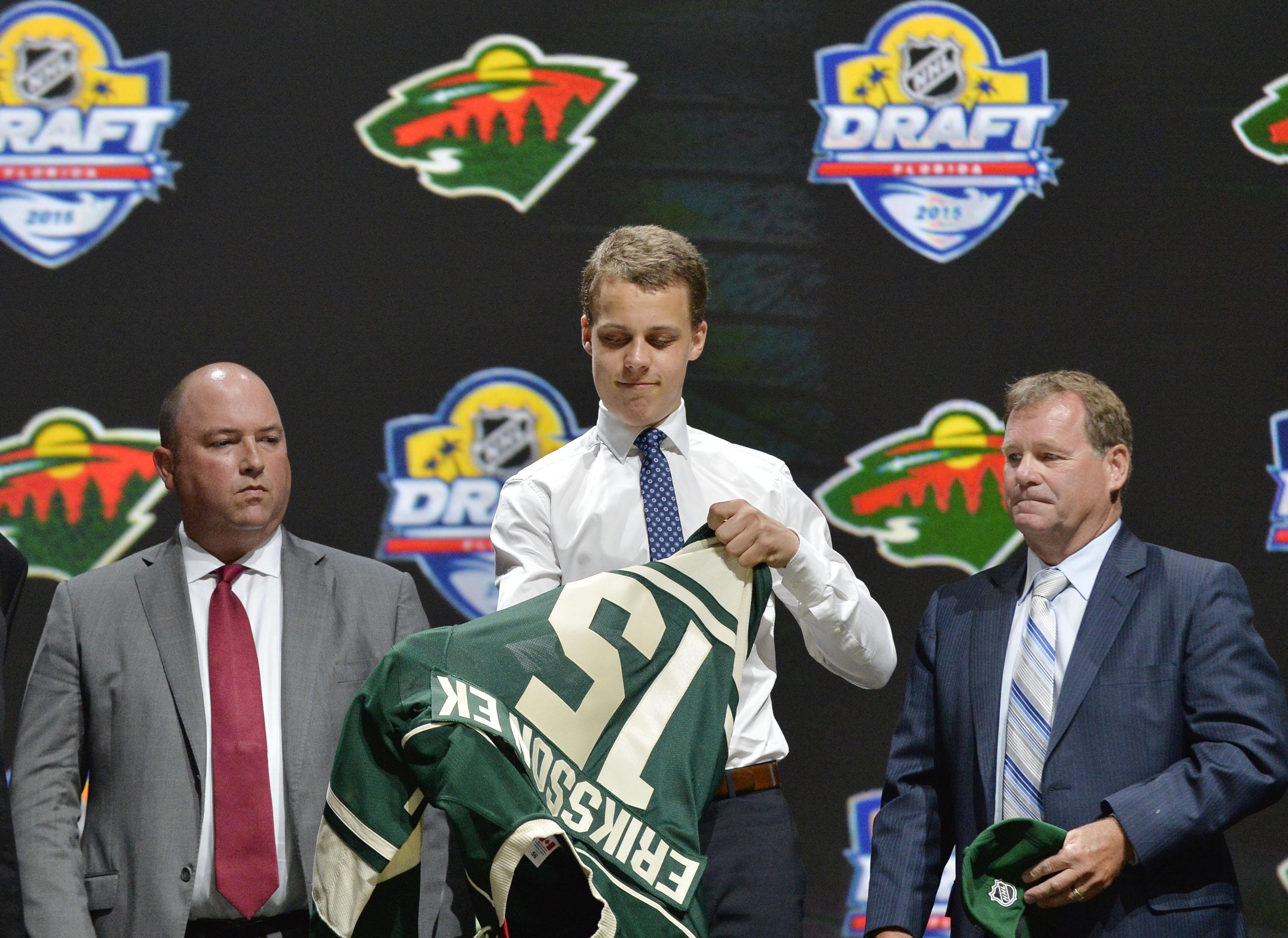 Joel Eriksson Ek will make the Top-25 Under-25, but where?