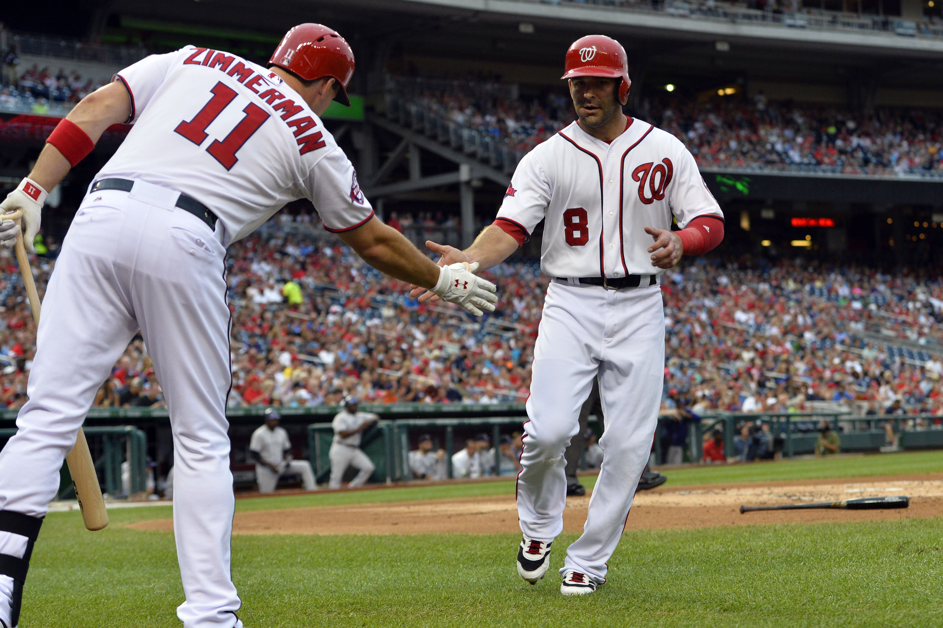 The Nats will play their next nine games and sixteen of their next nineteen at home.
