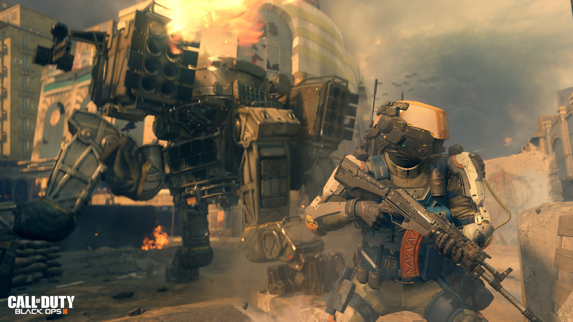 Call of Duty: Black Ops 3 beta is now available for all PS4 users