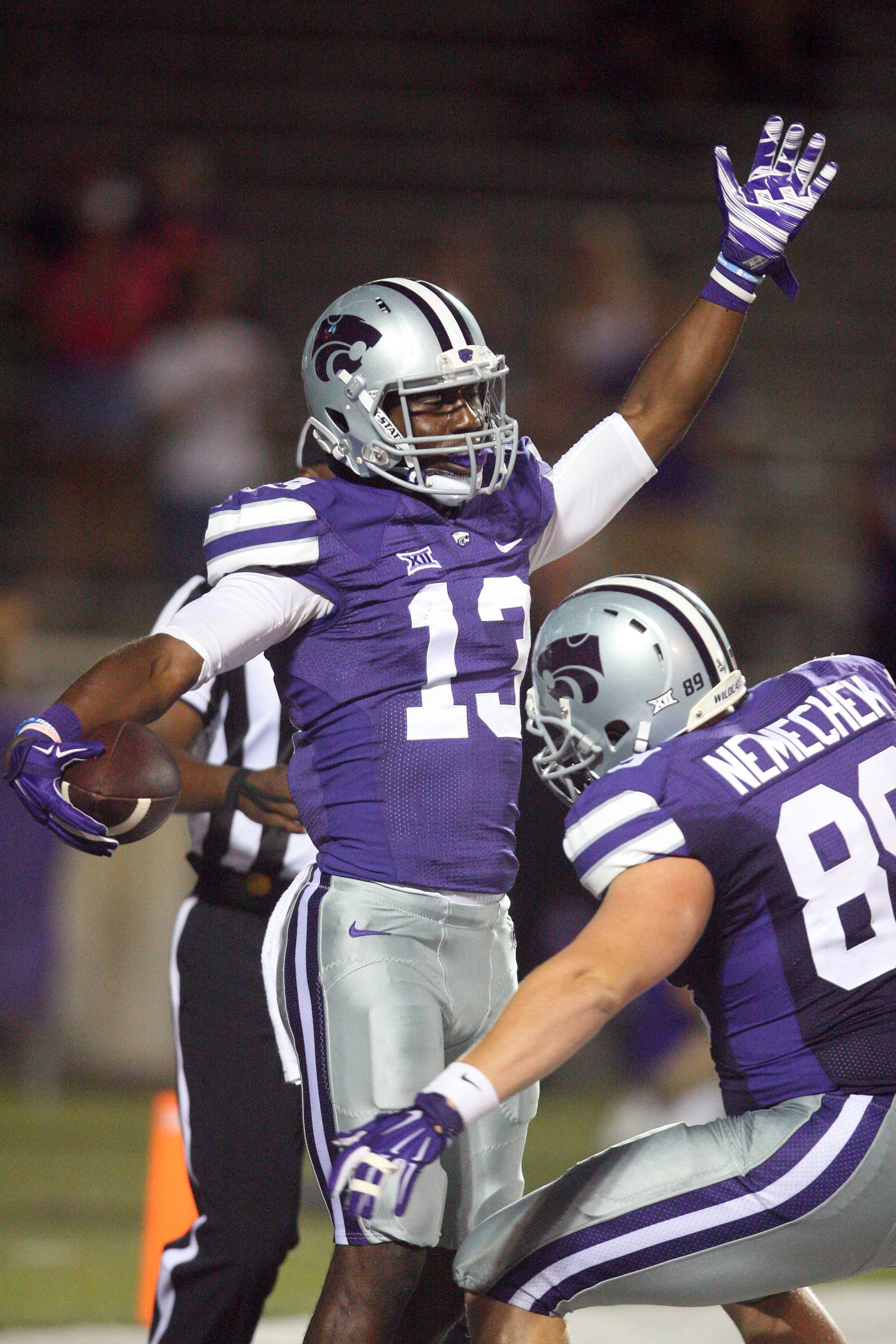 Unless something changes drastically this season or next, this touchdown against Stephen F. Austin might end up being the high point of Steven West's career.