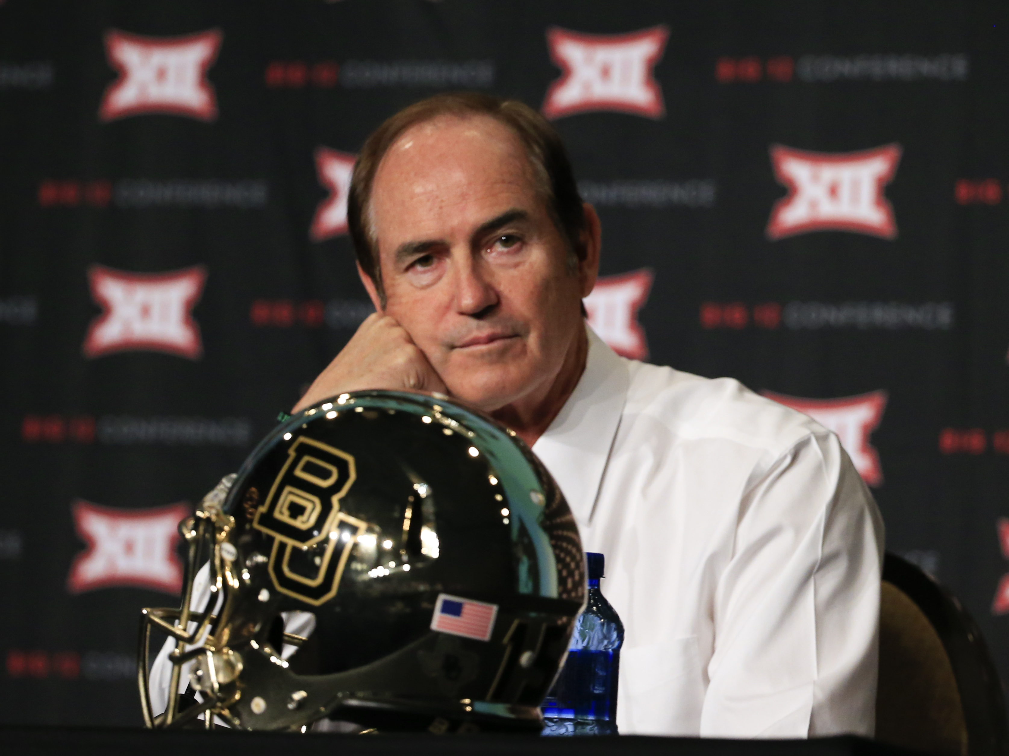 Art Briles just wants to play football