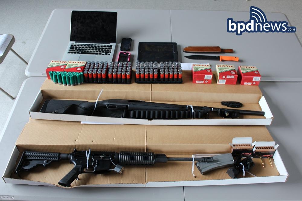 Guns found as Boston cops arrest two for threatening Pokemon Championships