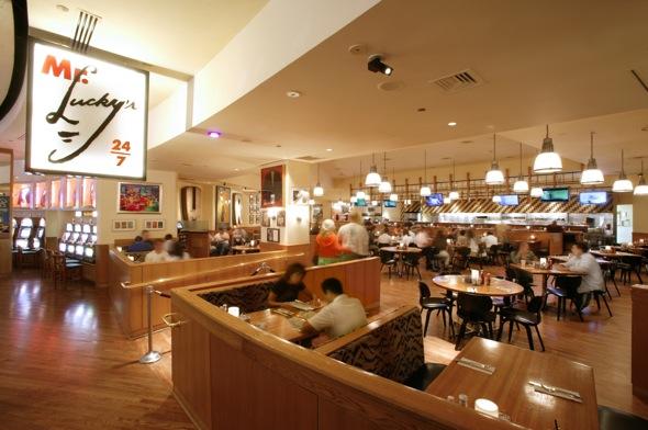 Mr. Lucky's Cafe