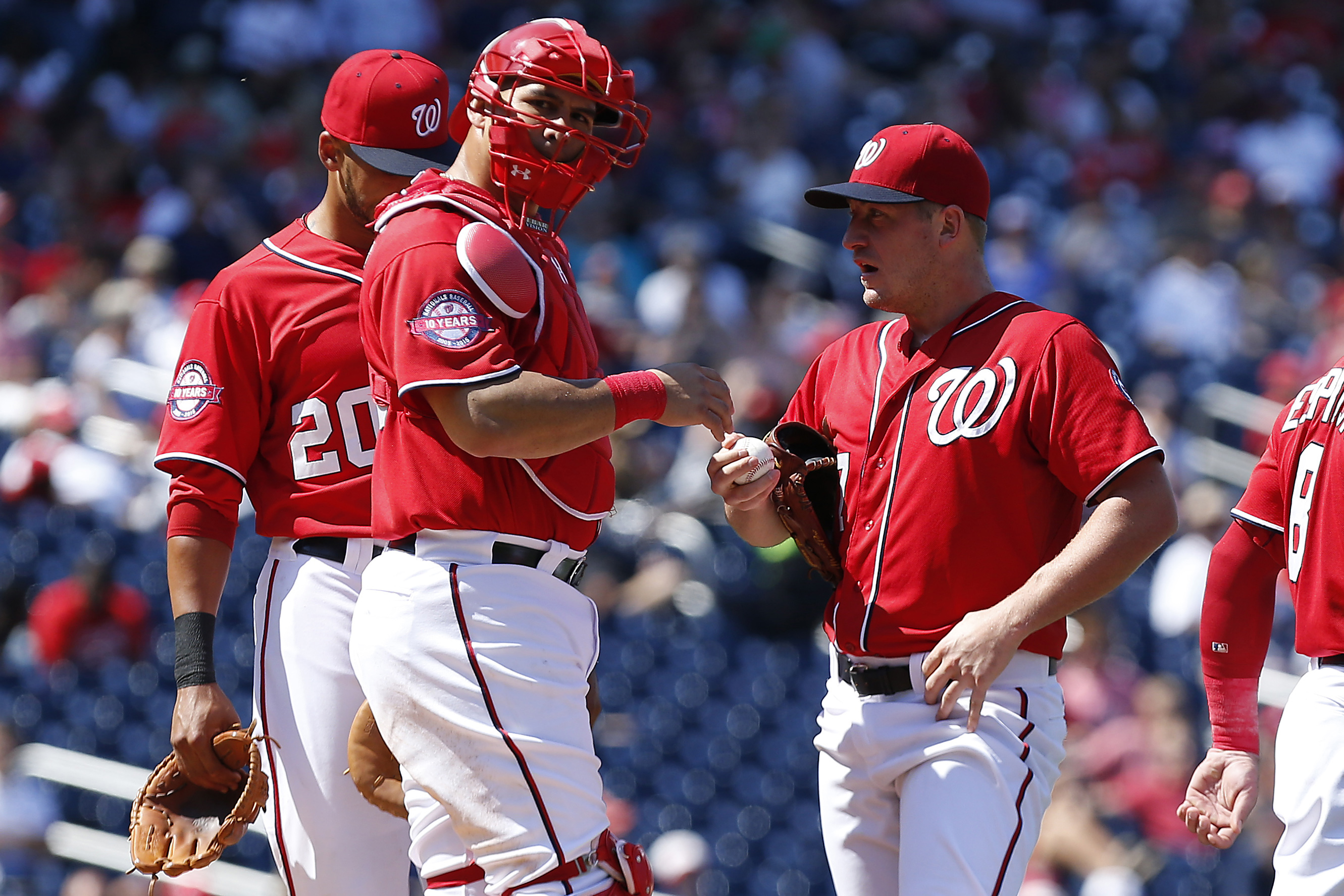 After allowing eight home runs in the first half this season, Jordan Zimmermann has allowed eight home runs in August. What's going on?