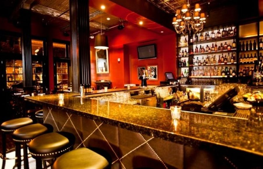 Cozy up to the bar for late night dining deals across the city.