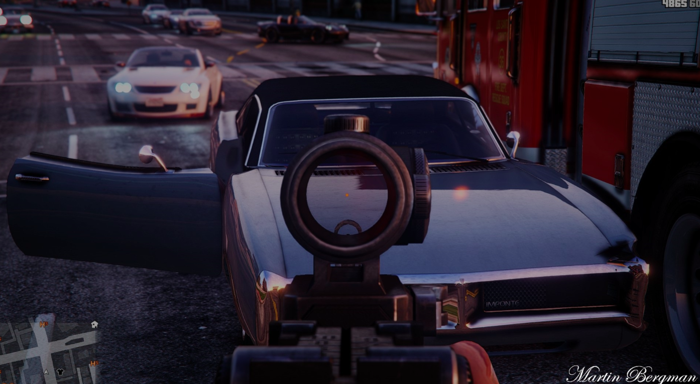 Upcoming Grand Theft Auto 5 mod makes an already beautiful game look nearly real