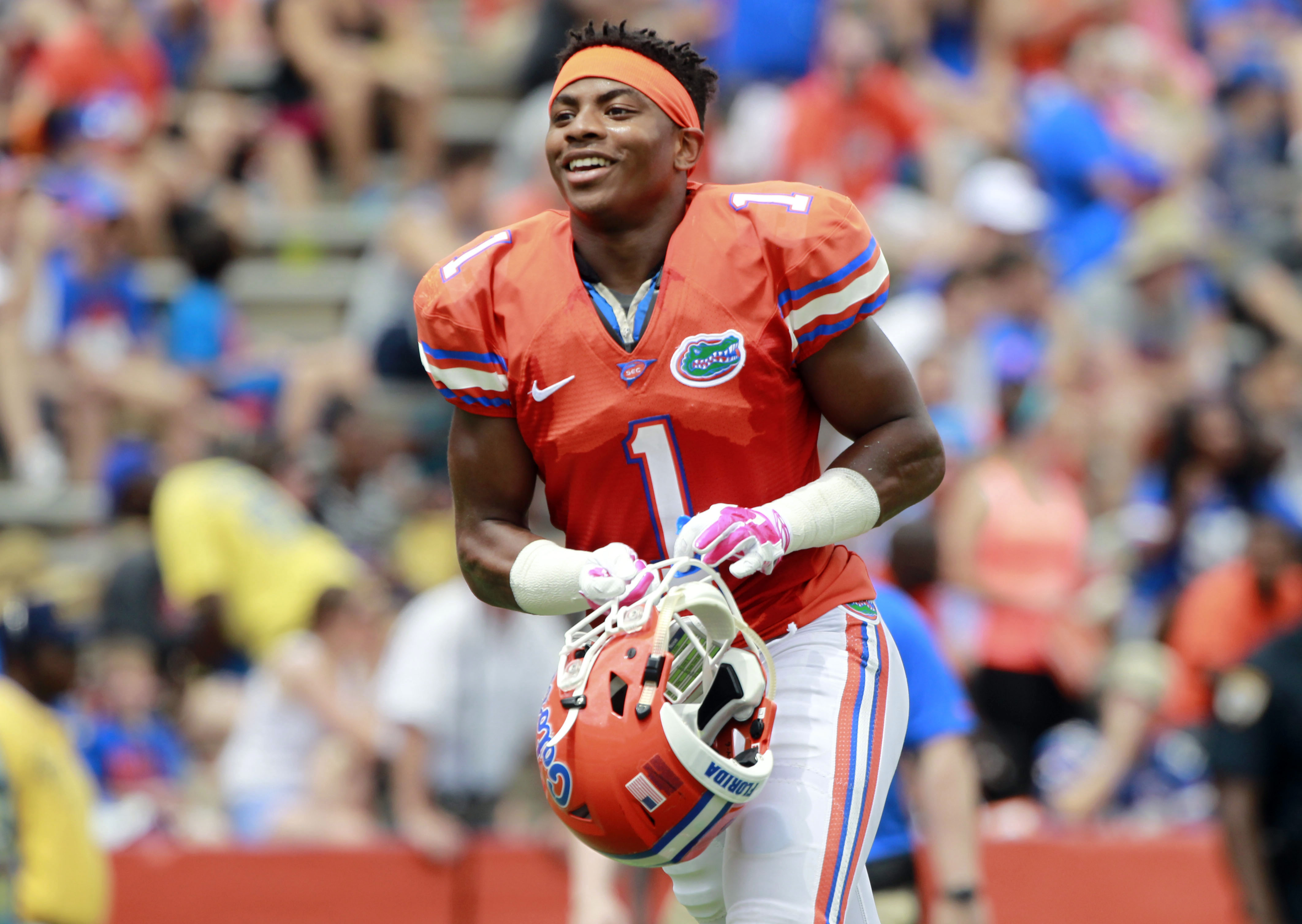 Vernon Hargreaves III would be a good answer to this question. There are other good answers too!