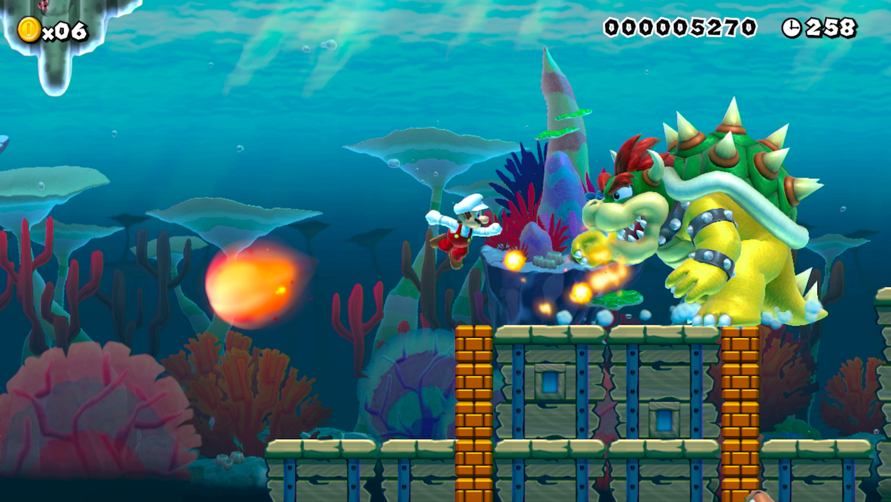 Super Mario Maker teaches you the anguish of being an indie developer