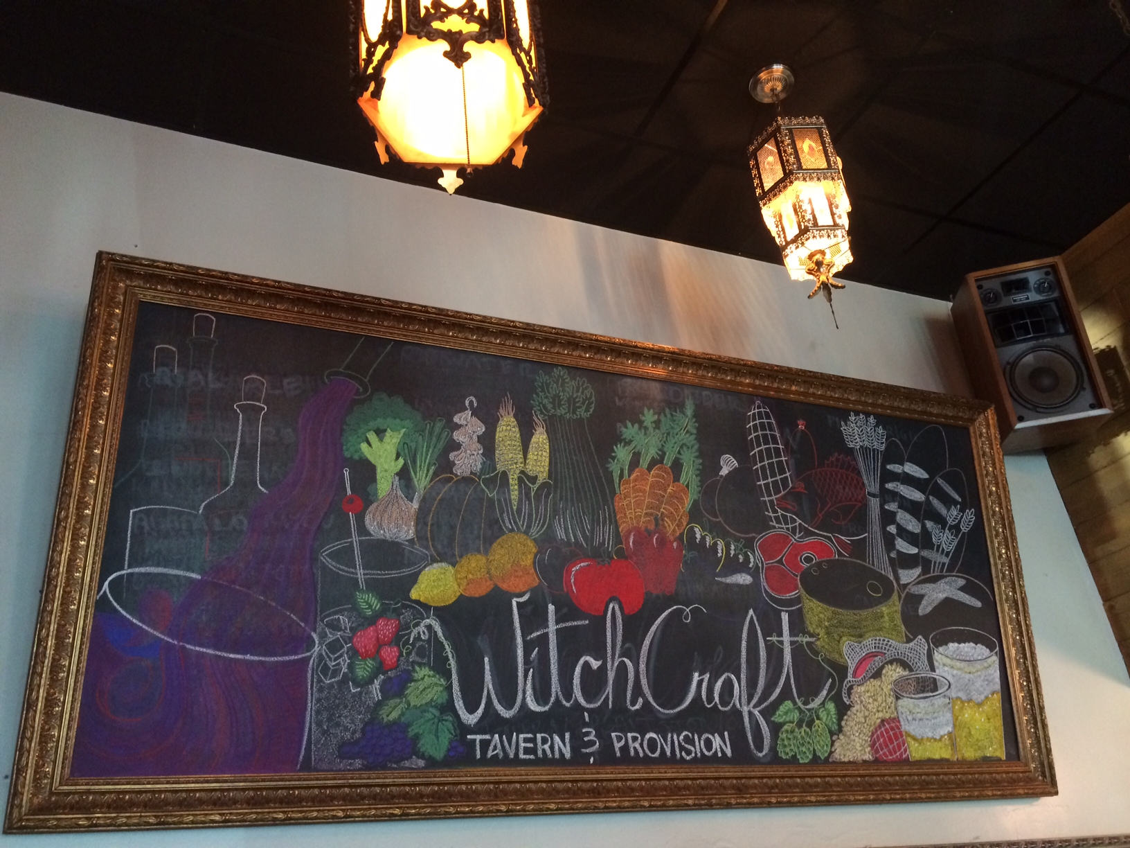 Witchcraft Tavern and Provisions Co.