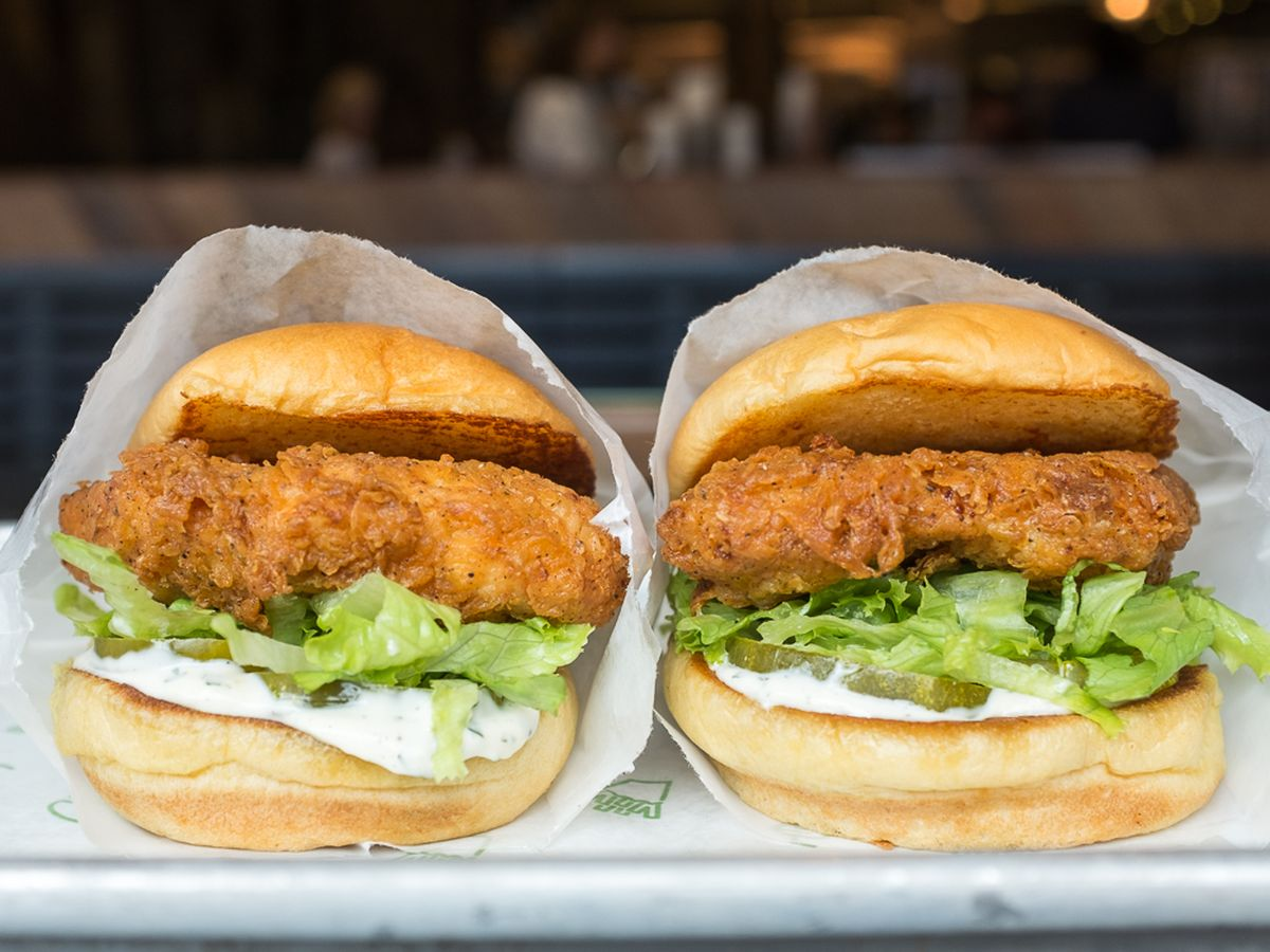 Turns Out You Can't Copyright a Chicken Sandwich