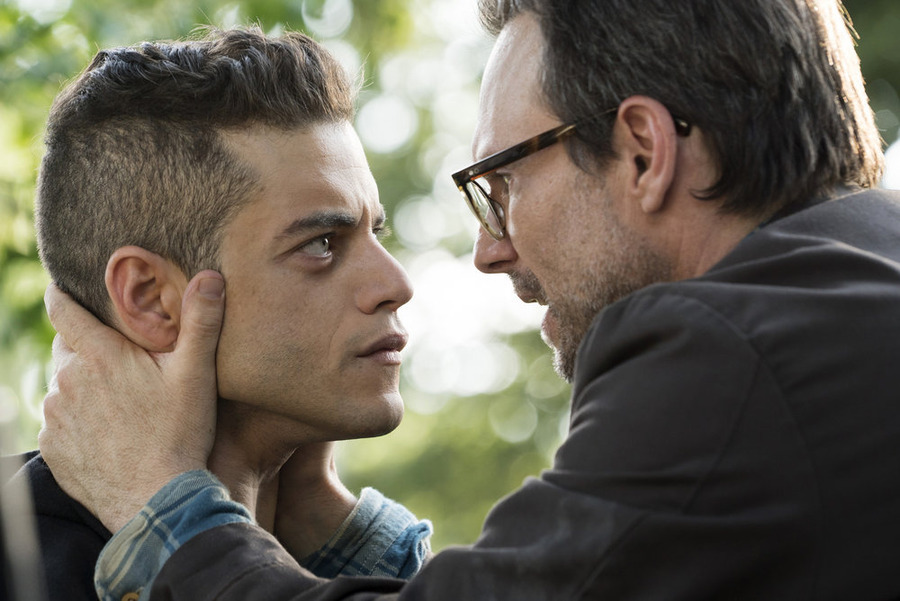 USA's Mr. Robot became an obsession thanks to this one weird visual trick
