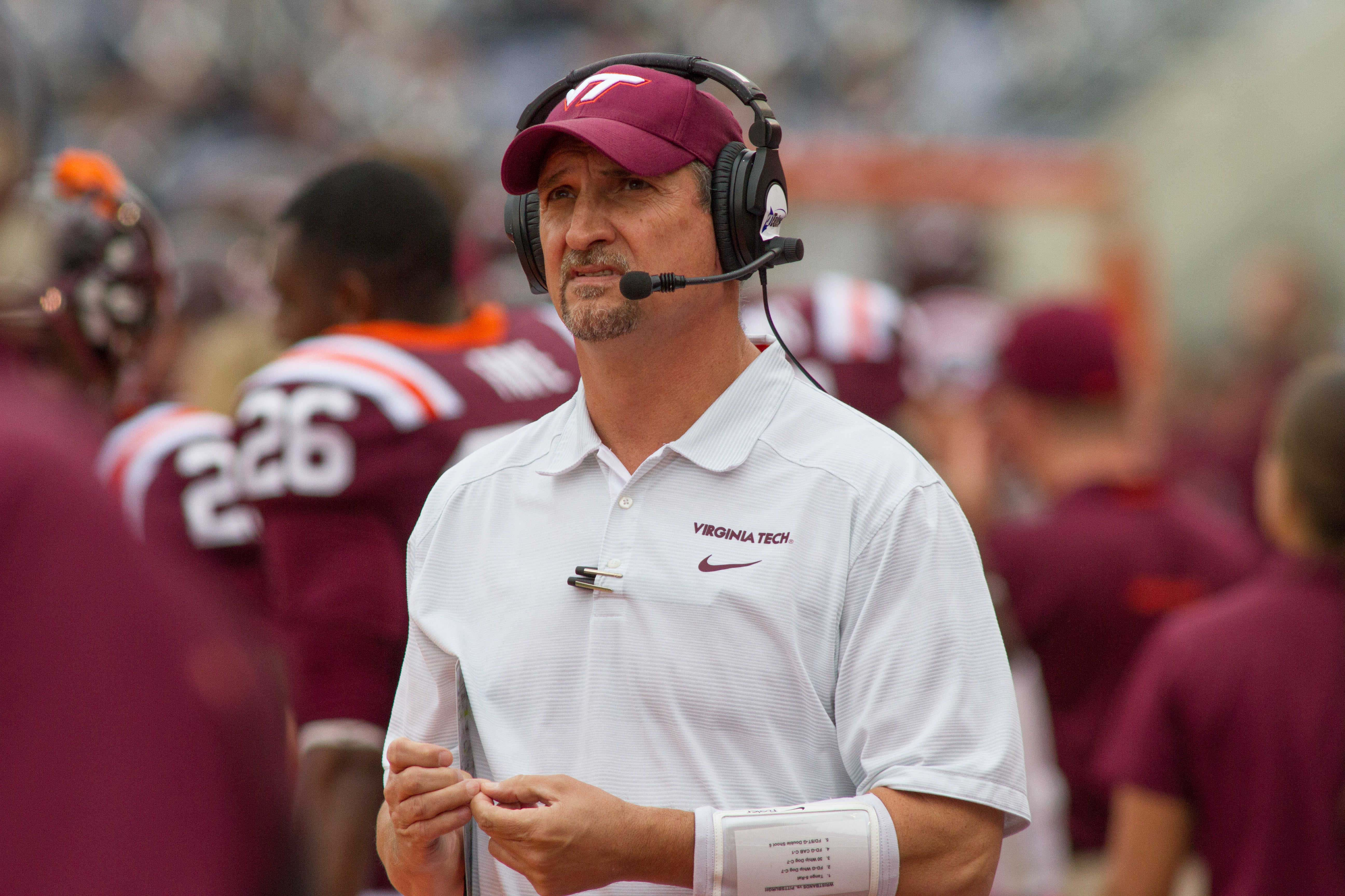 Virginia Tech considering potential monetary fines of its amateur athletes, says coach