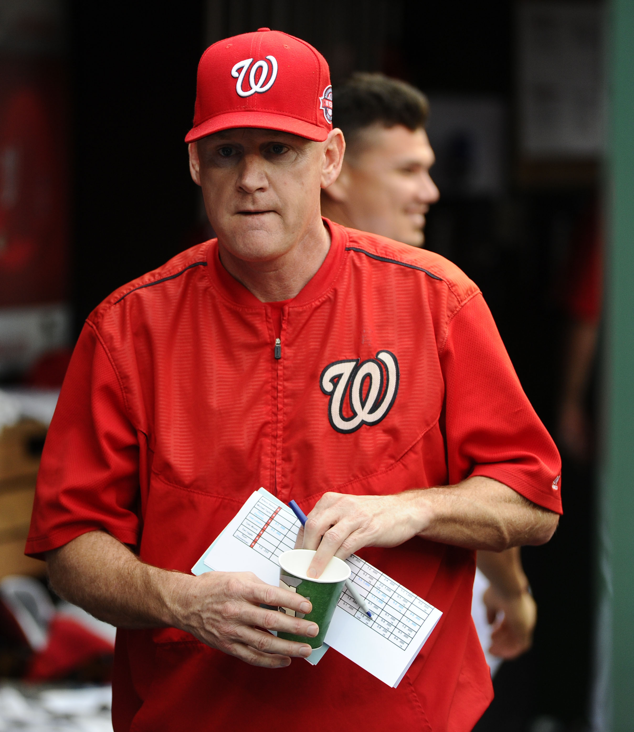 Matt Williams has made his mistakes in his tenure in D.C. He made a few last night. Giving Yunel Escobar the green light on the 3-0 pitch in the seventh inning wasn't one of them, though.