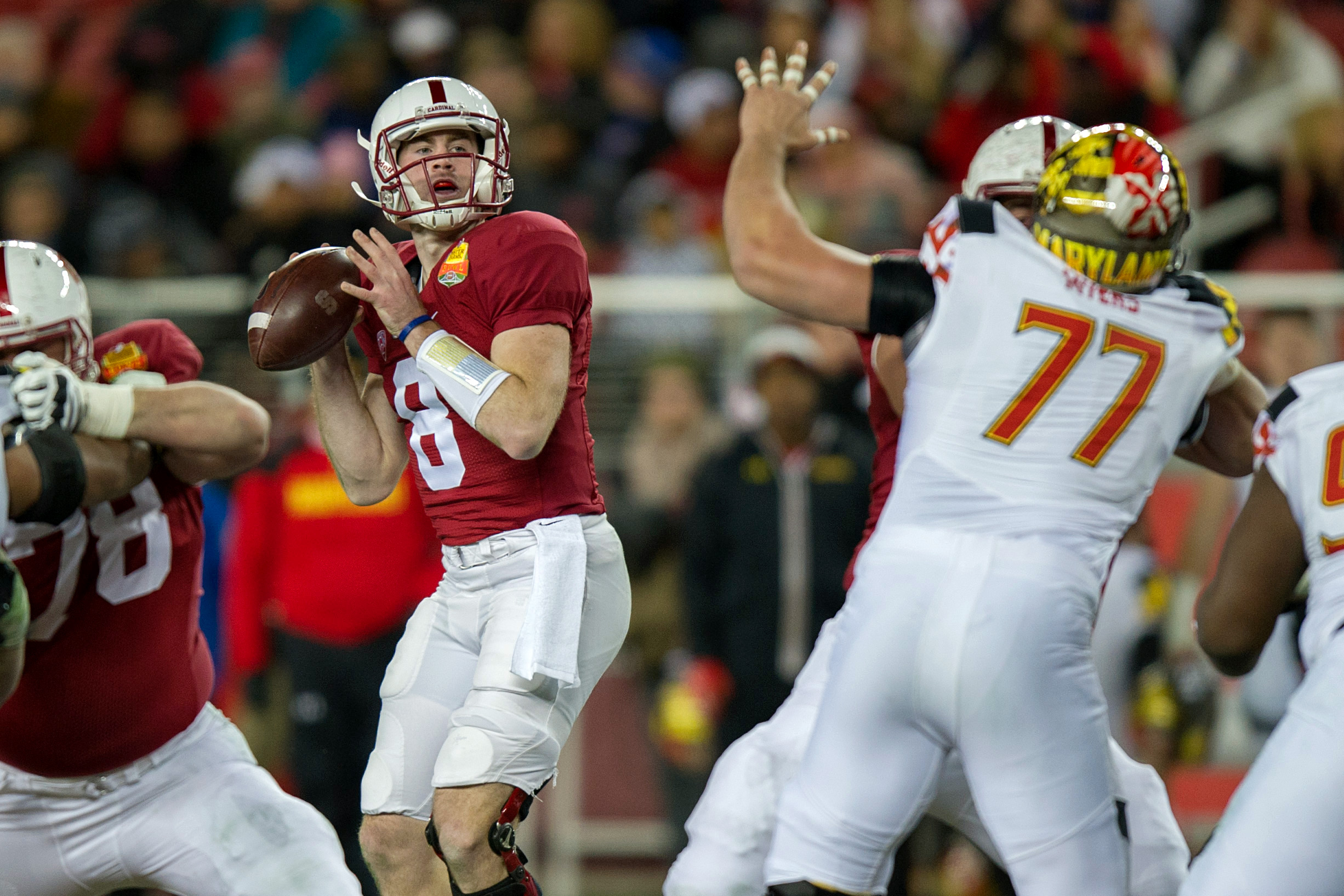 The Pac-12 was relieved when Andrew Luck went pro. Then along came Kevin Hogan.