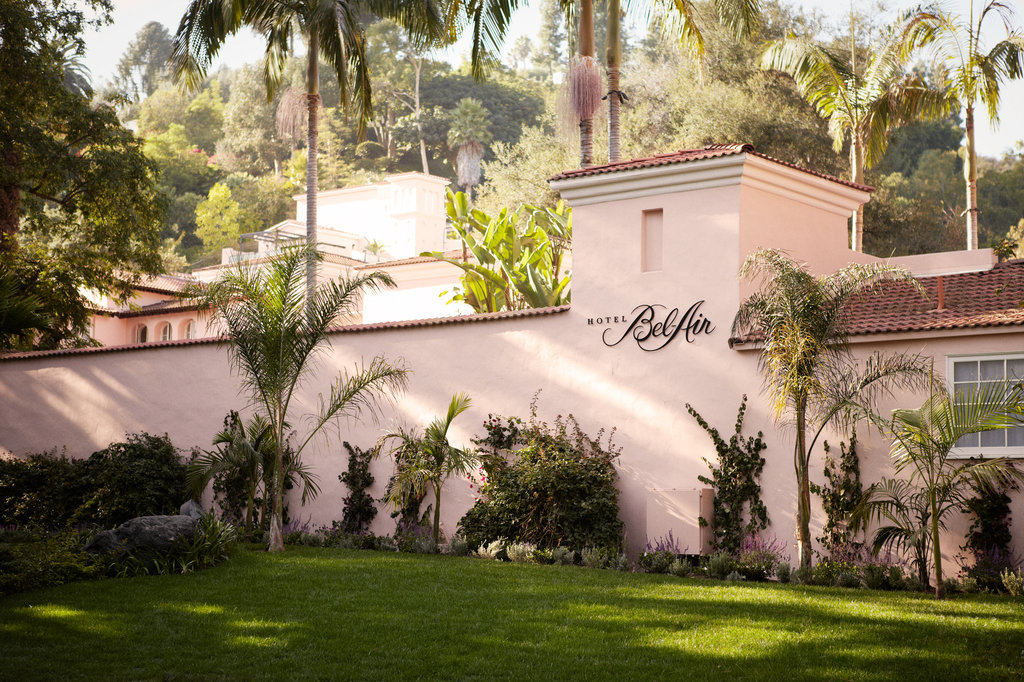 The Hotel Bel-Air