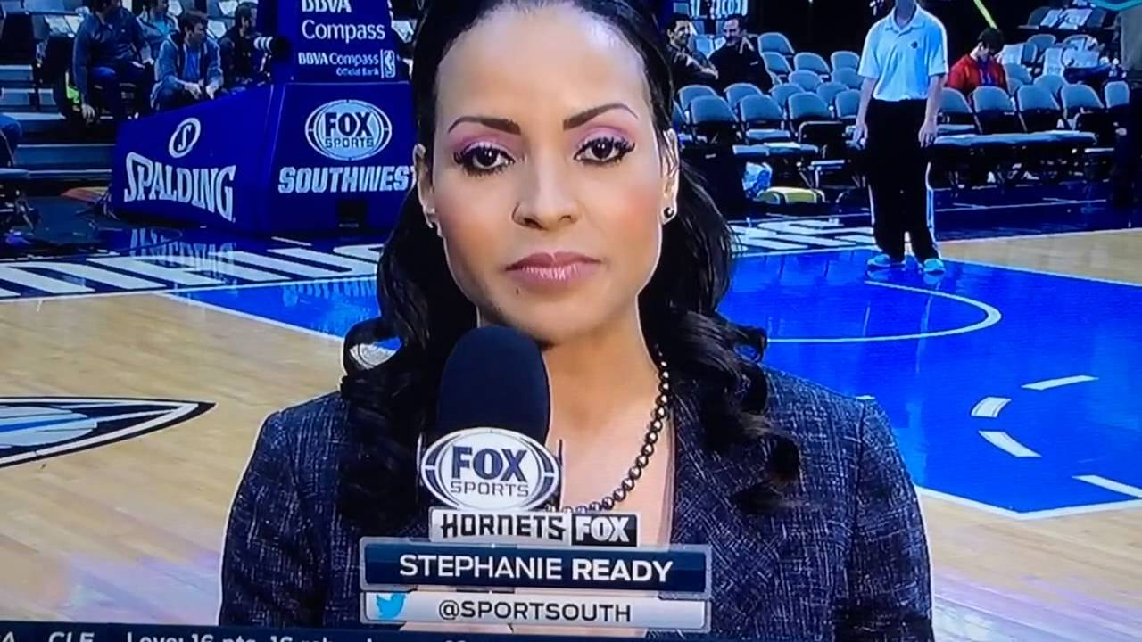 Hornets hire Stephanie Ready as first full-time female game analyst