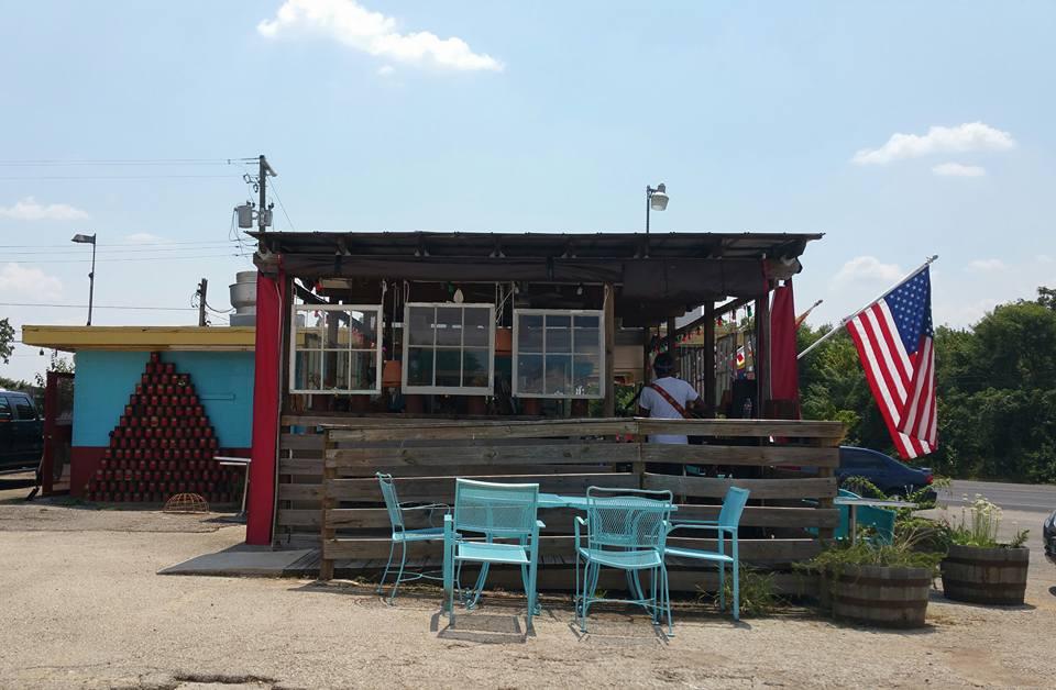 Home of the ukulele-for-tacos program.