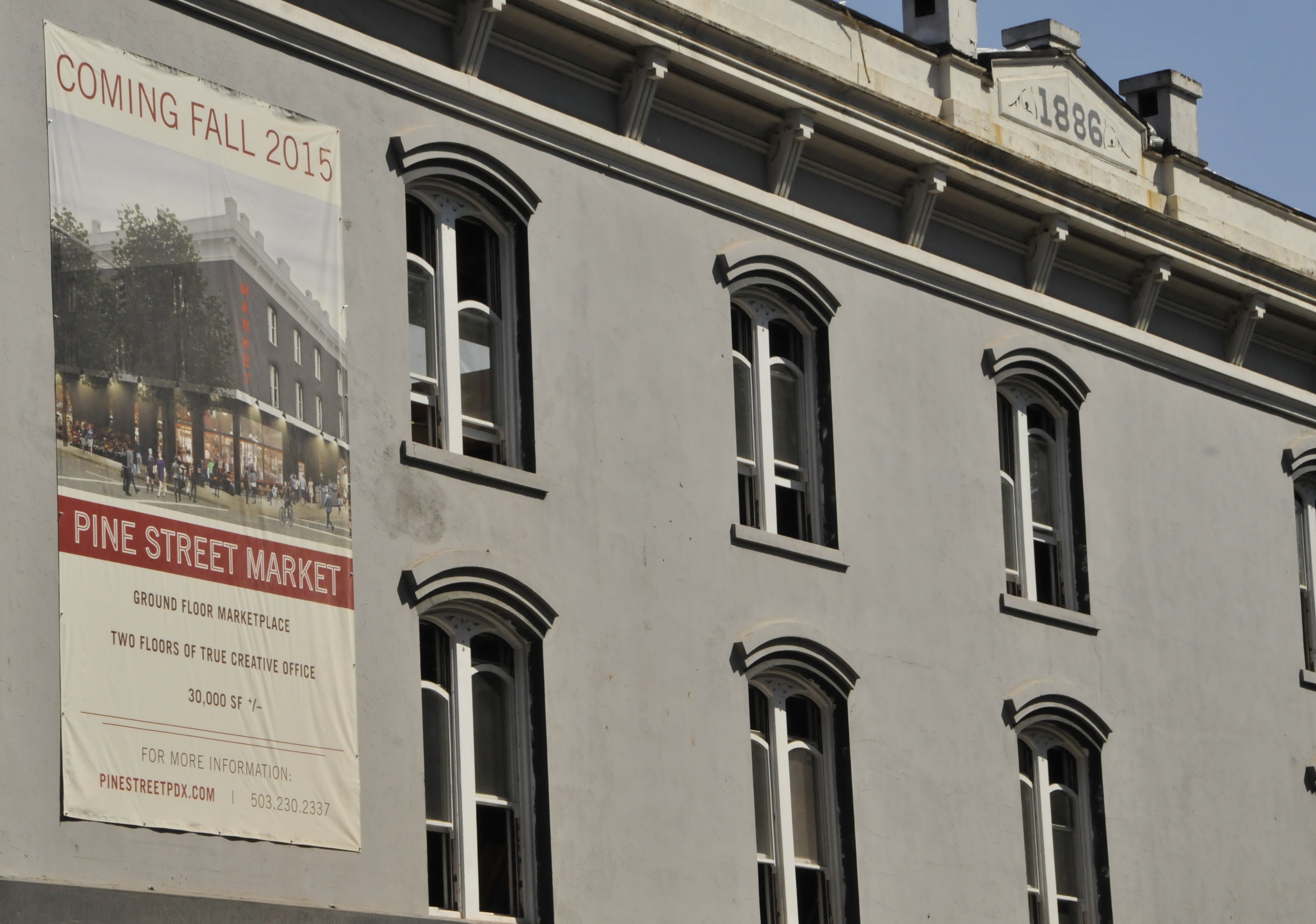 Pine Street Market coming to Downtown Portland this fall