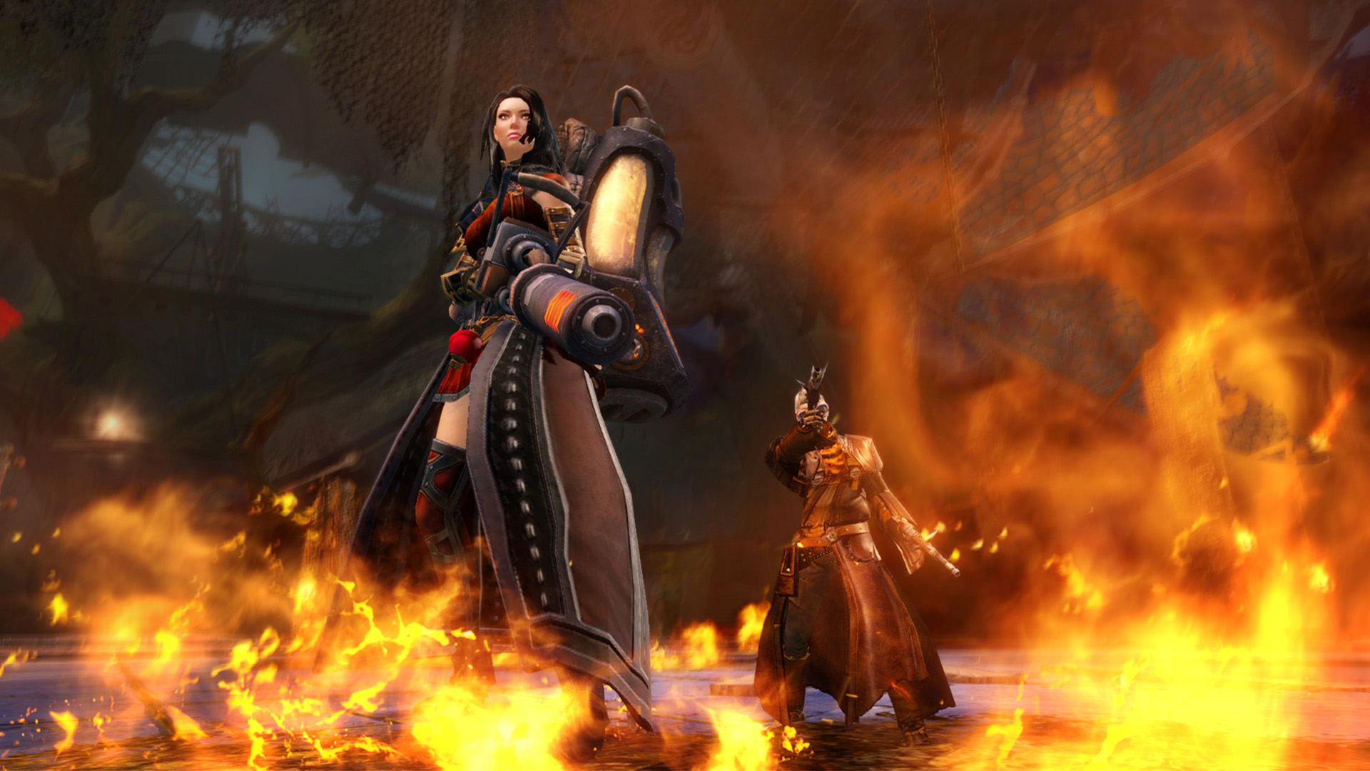 Guild Wars 2 is now available for free, and its paid expansion will
