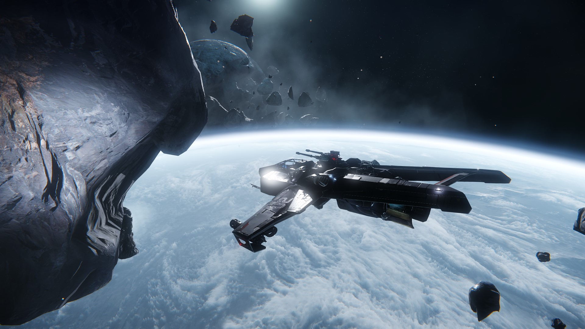 Star Citizen's social module finally launches to backers