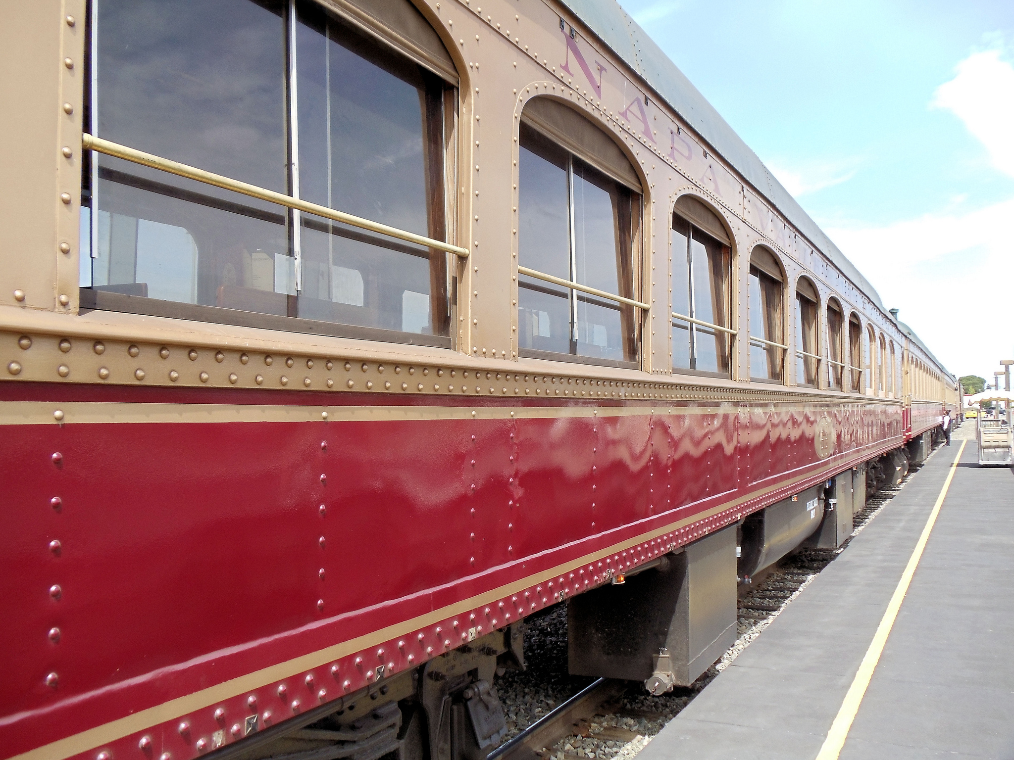 Napa Valley Wine Train Facing $5M Lawsuit From Black Women's Book Club