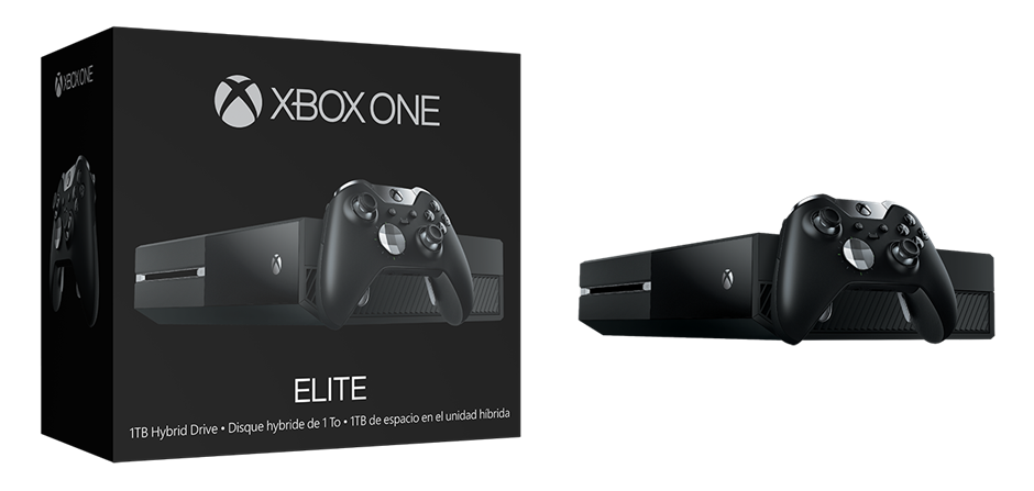 New $499 Xbox One Elite bundle includes 1TB SSHD drive, Elite controller