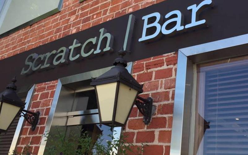 Scratch Bar Beverly Hills