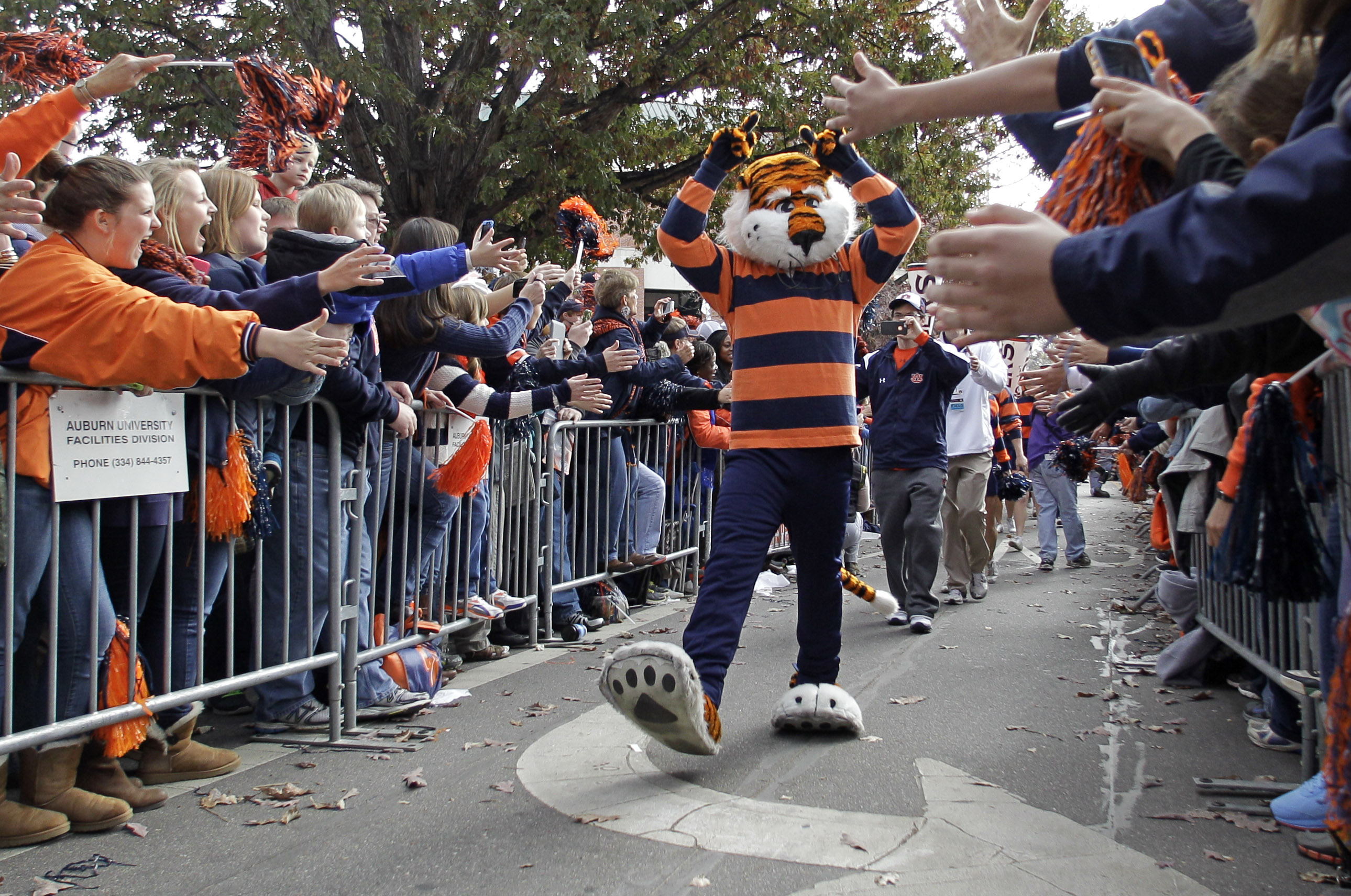 This is awesome enough to warrant Iron Bowl Rugby Shirt Aubie