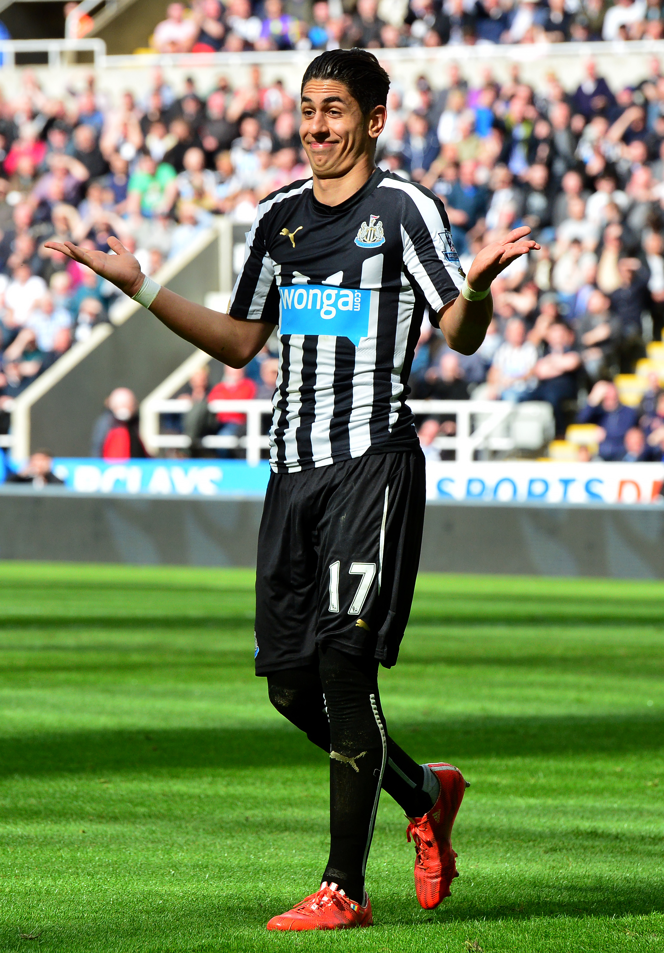 We don't know either, Ayoze.