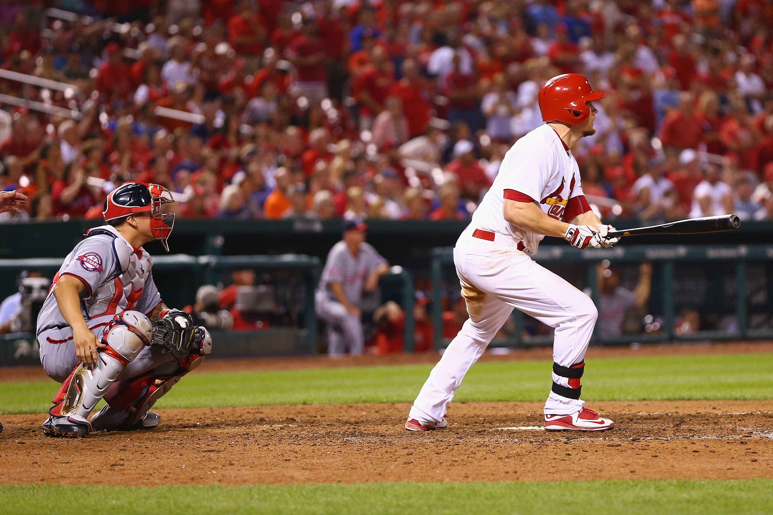 For the fourth time in the past week, the Nats let a winnable game slip through their fingers. They remain 6.5 games back of the Mets.
