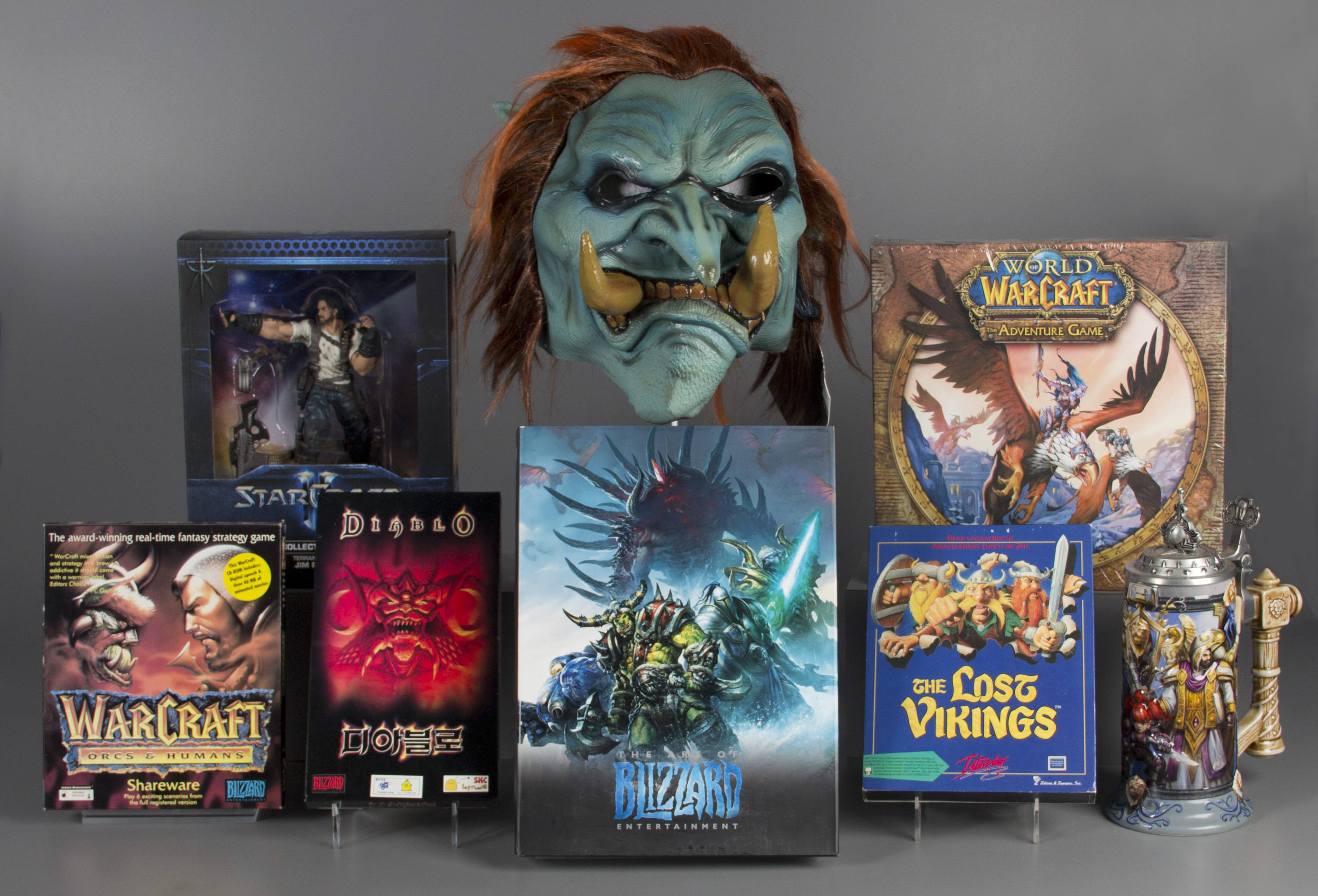 Blizzard's former COO donates his enormous personal collection to museum (update)