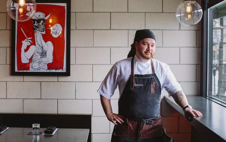 Chef Garret Lipar will takeover the kitchens at Marais.