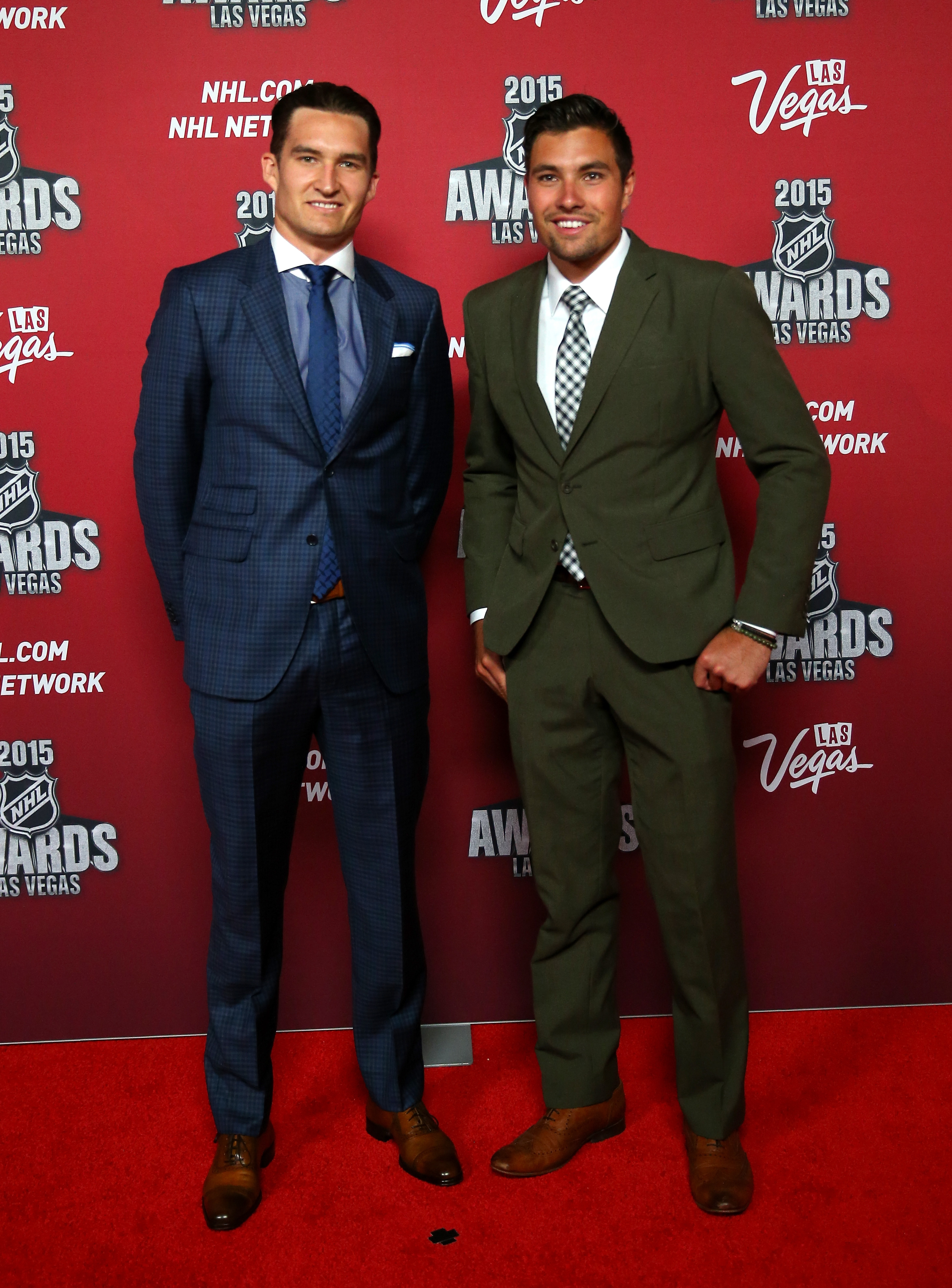 Taste in suits factors strongly into the Top 25 Under 25