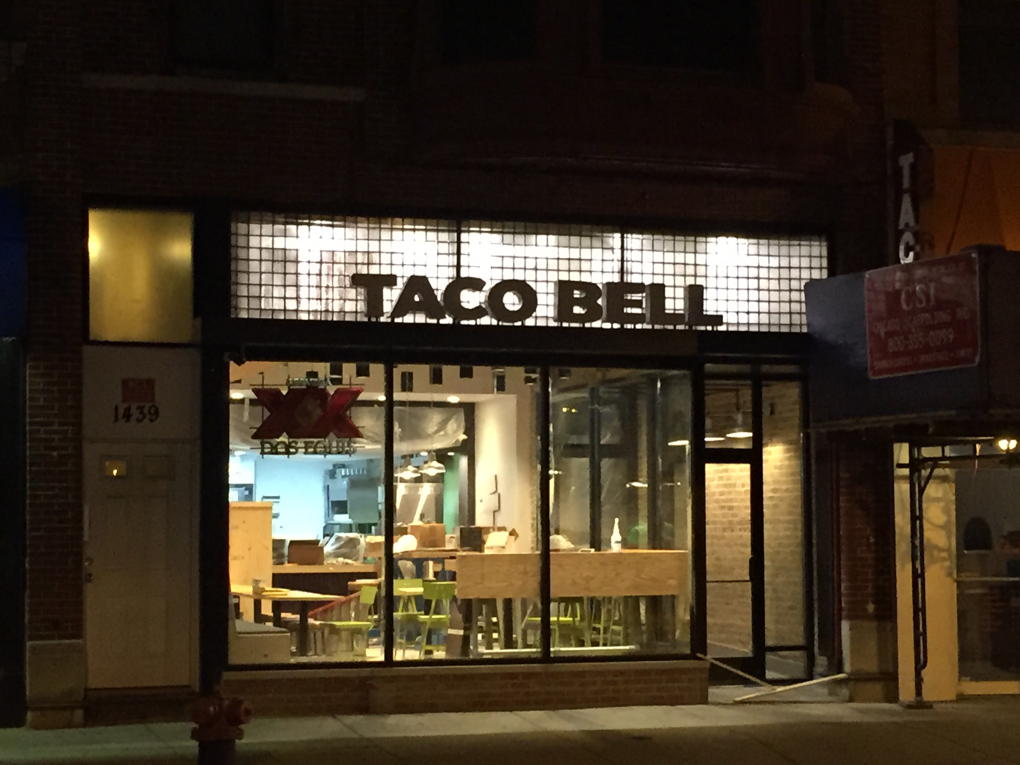 Taco Bell Wicker Park